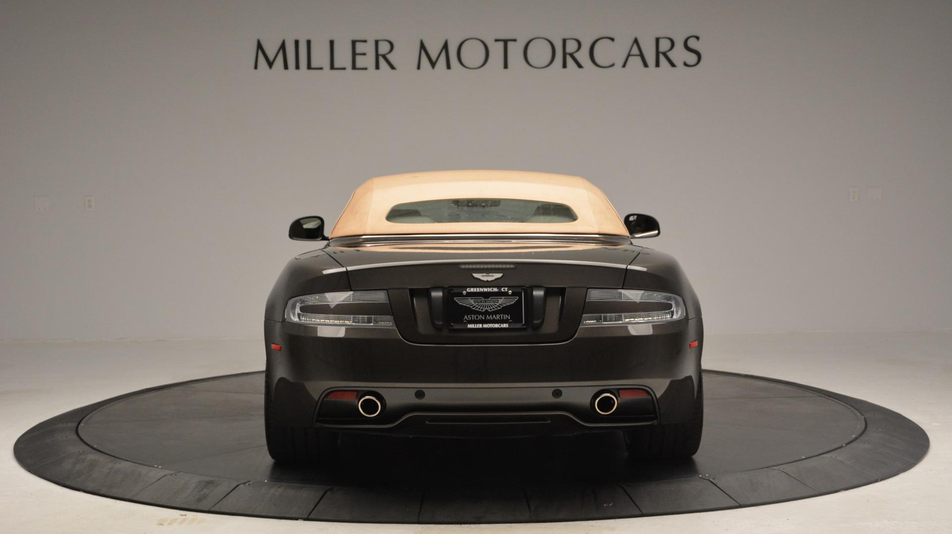 Used 2012 Aston Martin Virage Convertible For Sale In Greenwich, CT. Alfa Romeo of Greenwich, 7613 3351_p17
