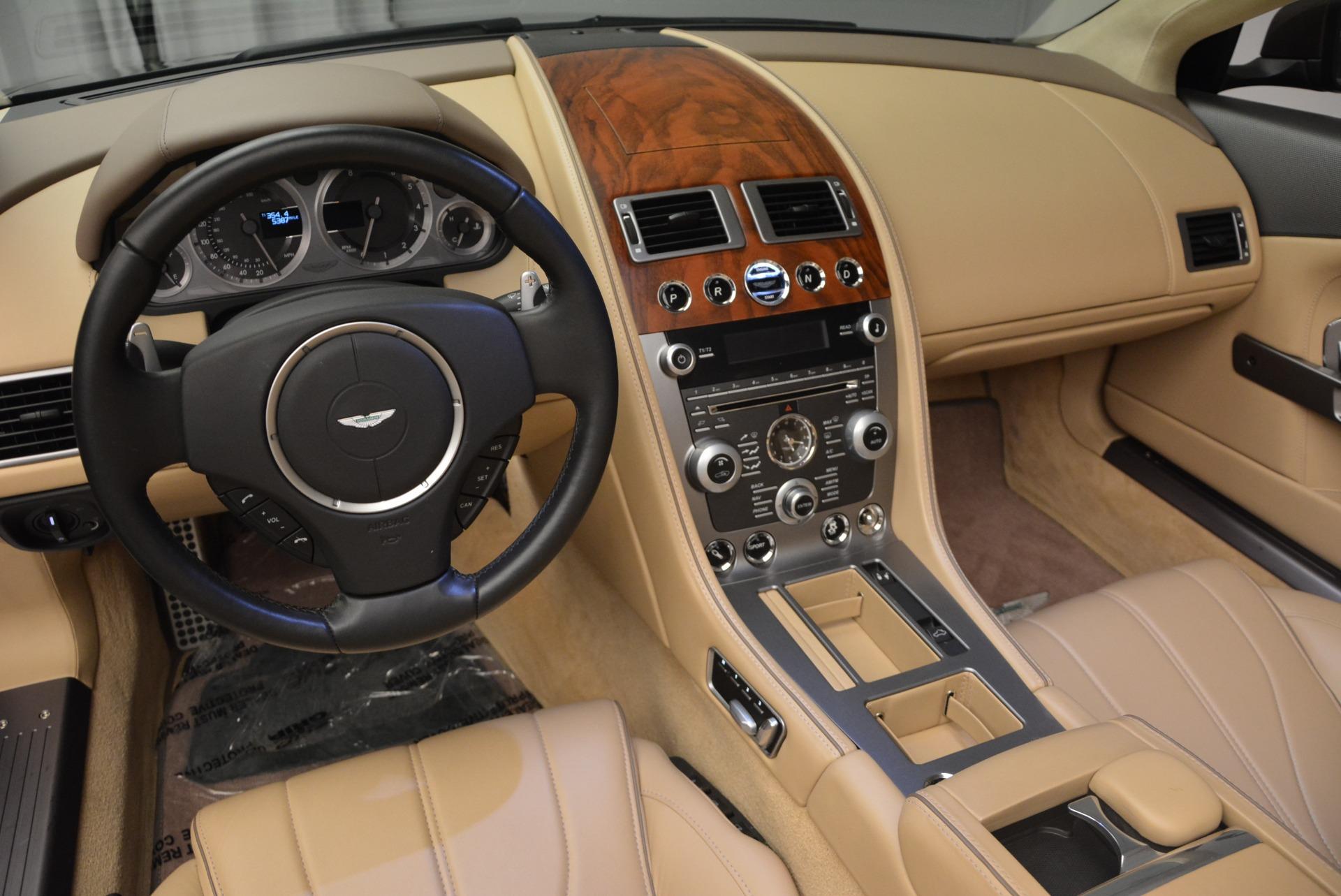 Used 2012 Aston Martin Virage Convertible For Sale In Greenwich, CT. Alfa Romeo of Greenwich, 7613 3351_p22