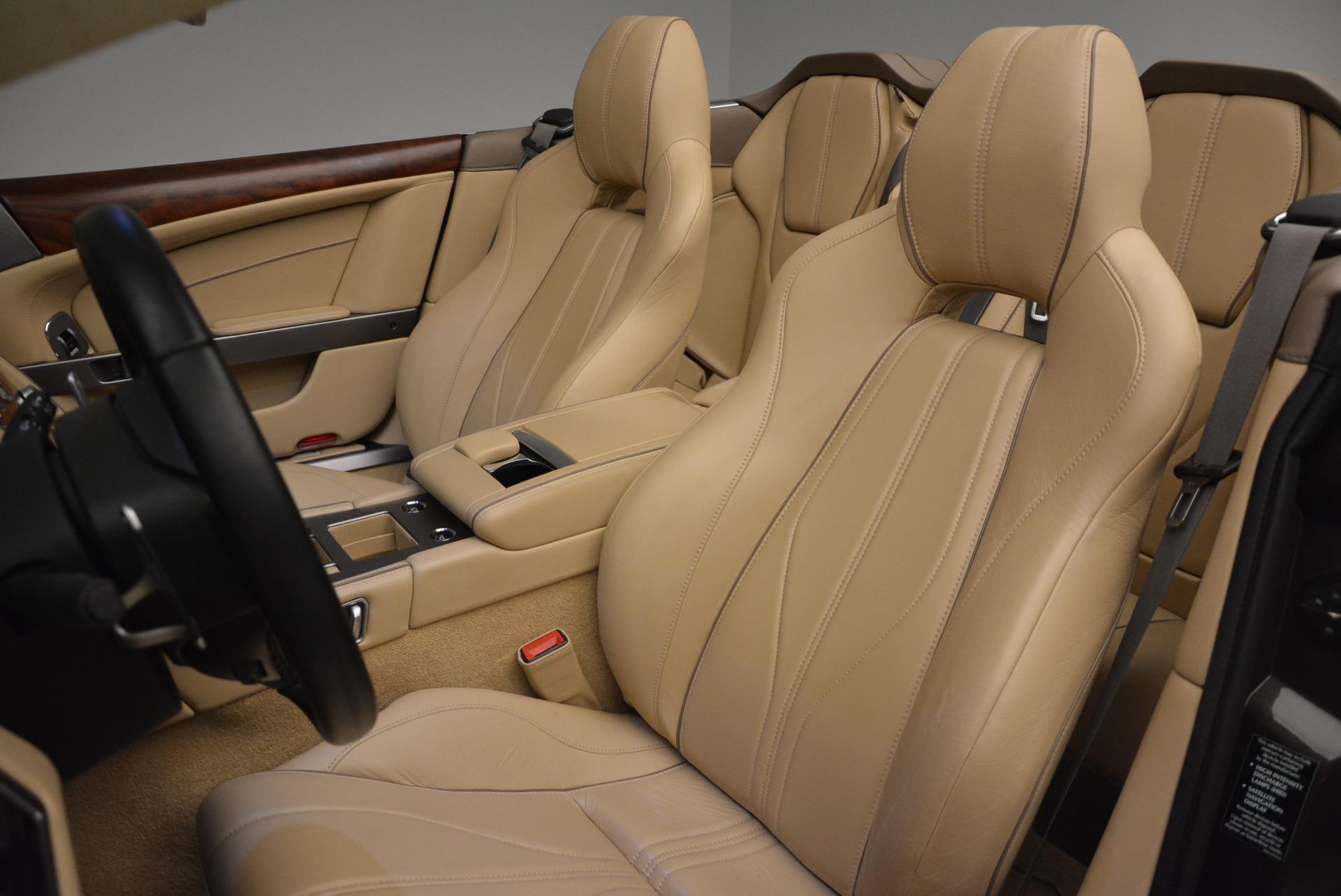 Used 2012 Aston Martin Virage Convertible For Sale In Greenwich, CT. Alfa Romeo of Greenwich, 7613 3351_p23