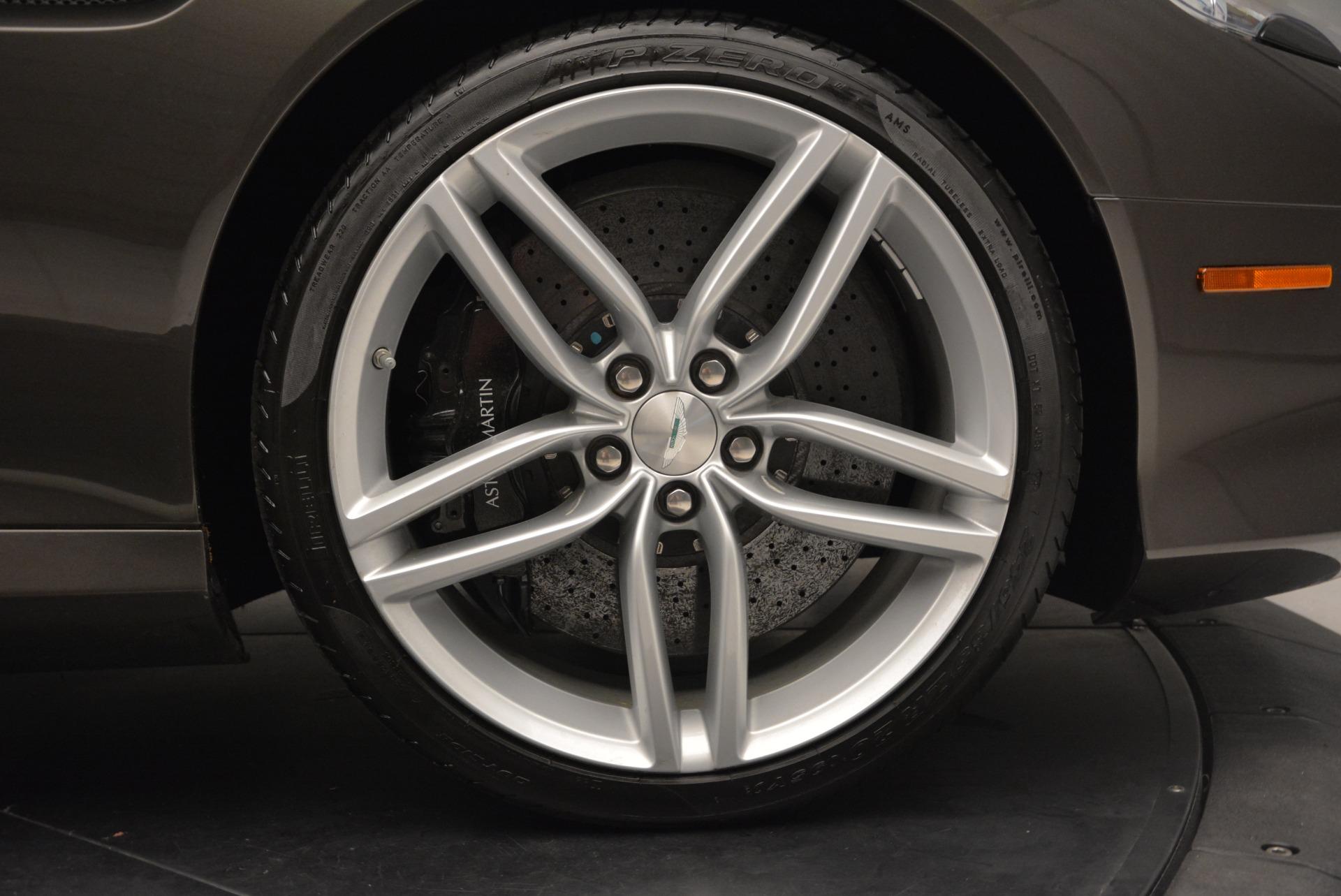 Used 2012 Aston Martin Virage Convertible For Sale In Greenwich, CT. Alfa Romeo of Greenwich, 7613 3351_p26