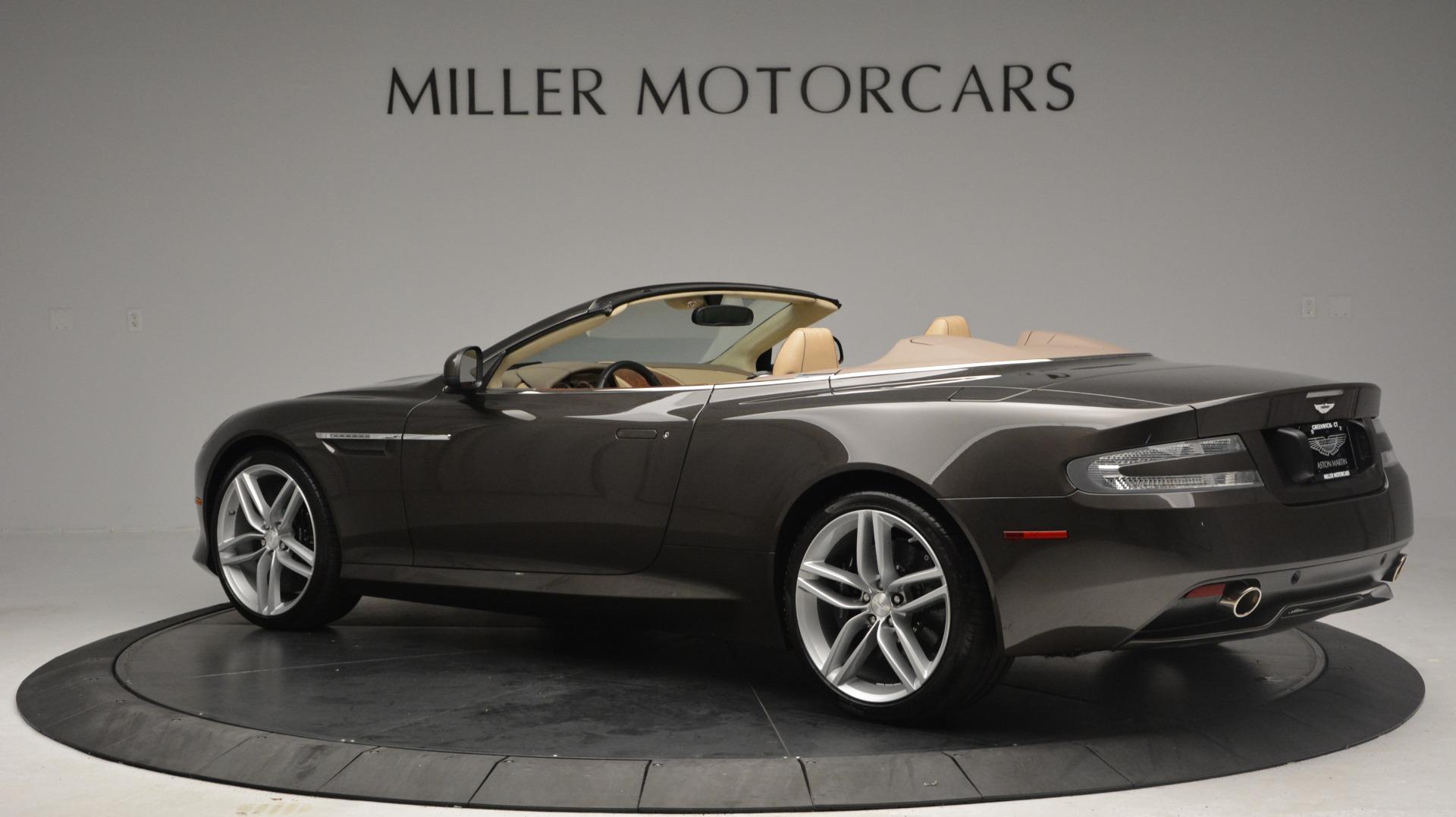 Used 2012 Aston Martin Virage Convertible For Sale In Greenwich, CT. Alfa Romeo of Greenwich, 7613 3351_p4