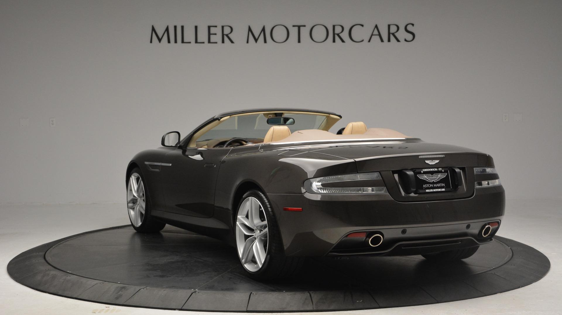 Used 2012 Aston Martin Virage Convertible For Sale In Greenwich, CT. Alfa Romeo of Greenwich, 7613 3351_p5
