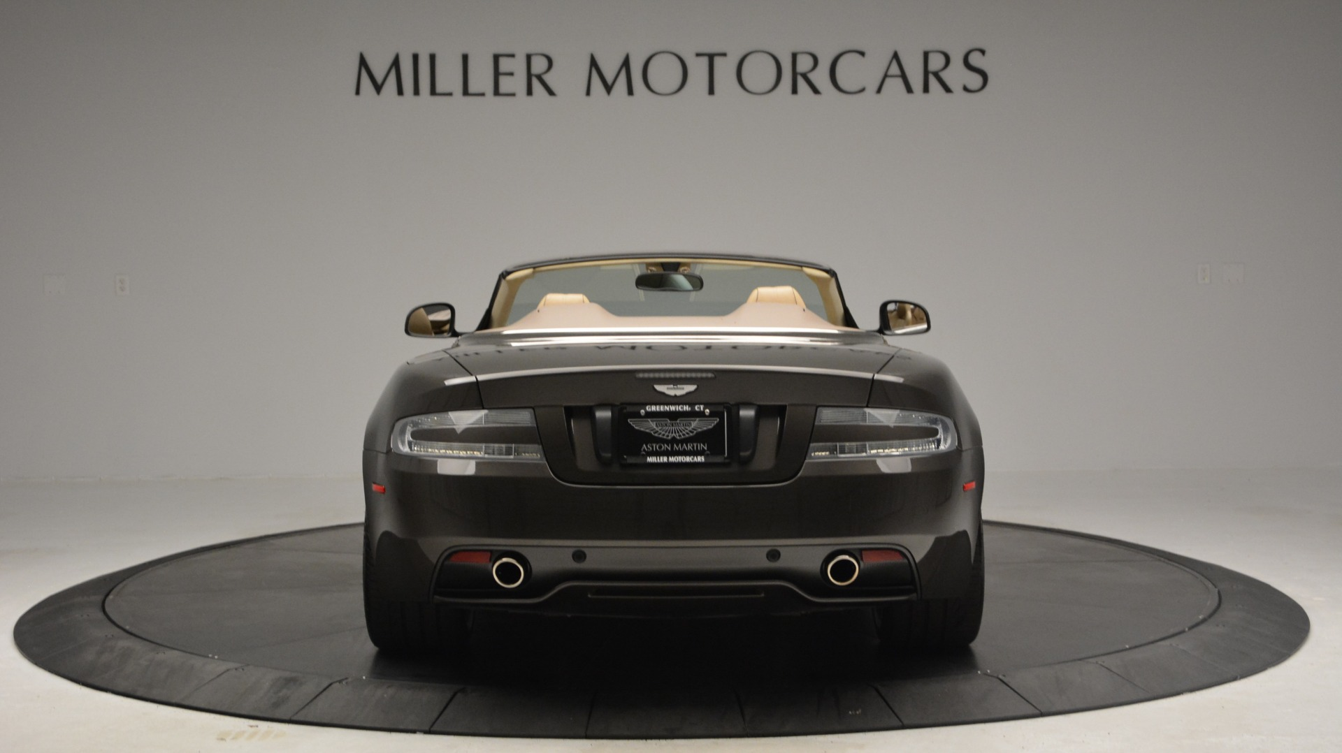 Used 2012 Aston Martin Virage Convertible For Sale In Greenwich, CT. Alfa Romeo of Greenwich, 7613 3351_p6