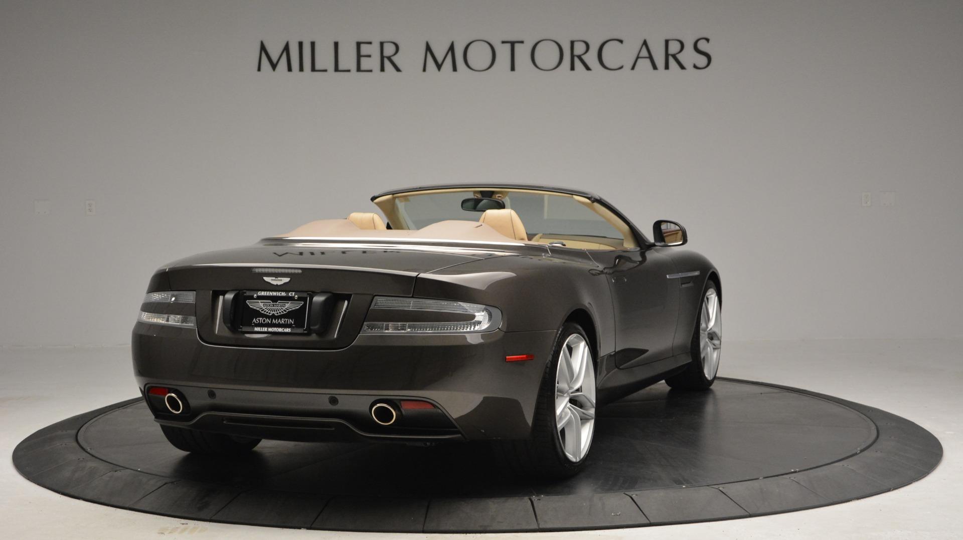 Used 2012 Aston Martin Virage Convertible For Sale In Greenwich, CT. Alfa Romeo of Greenwich, 7613 3351_p7