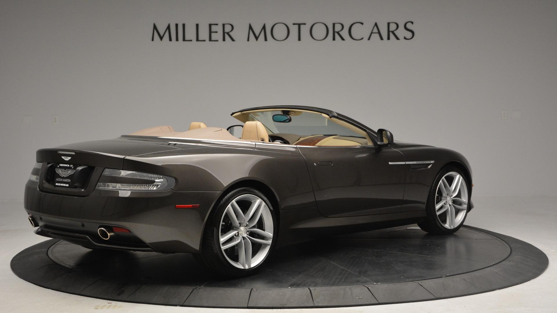 Used 2012 Aston Martin Virage Convertible For Sale In Greenwich, CT. Alfa Romeo of Greenwich, 7613 3351_p8