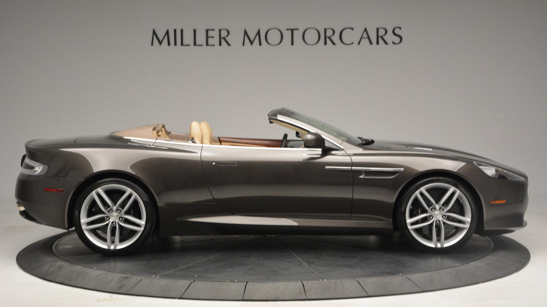 Used 2012 Aston Martin Virage Convertible For Sale In Greenwich, CT. Alfa Romeo of Greenwich, 7613 3351_p9