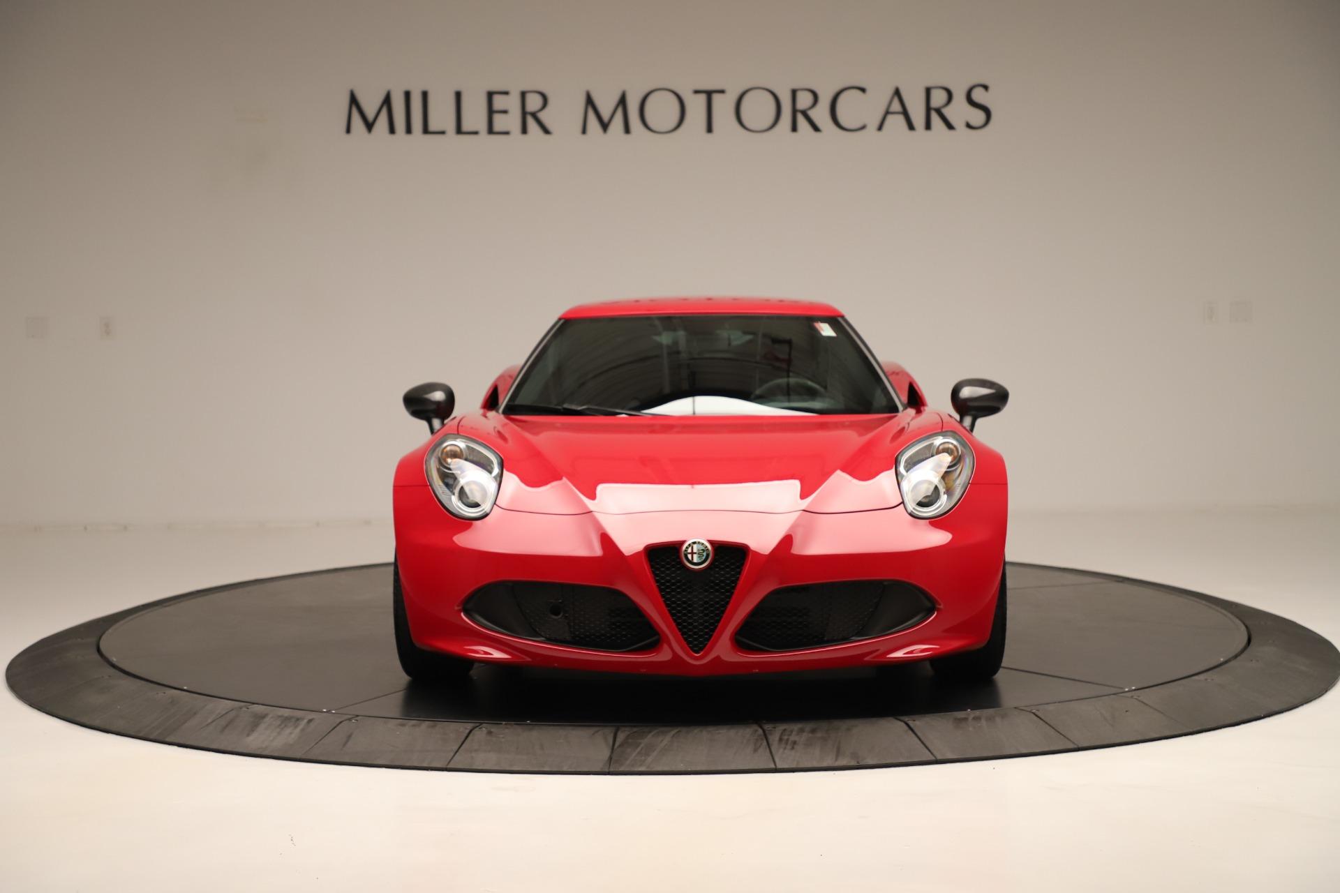 Used 2015 Alfa Romeo 4C  For Sale In Greenwich, CT. Alfa Romeo of Greenwich, 7611A 3352_p12