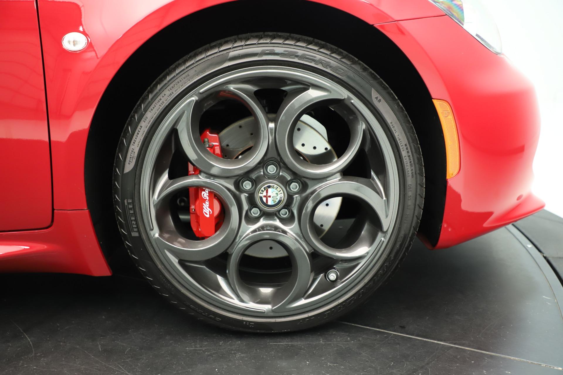 Used 2015 Alfa Romeo 4C  For Sale In Greenwich, CT. Alfa Romeo of Greenwich, 7611A 3352_p13