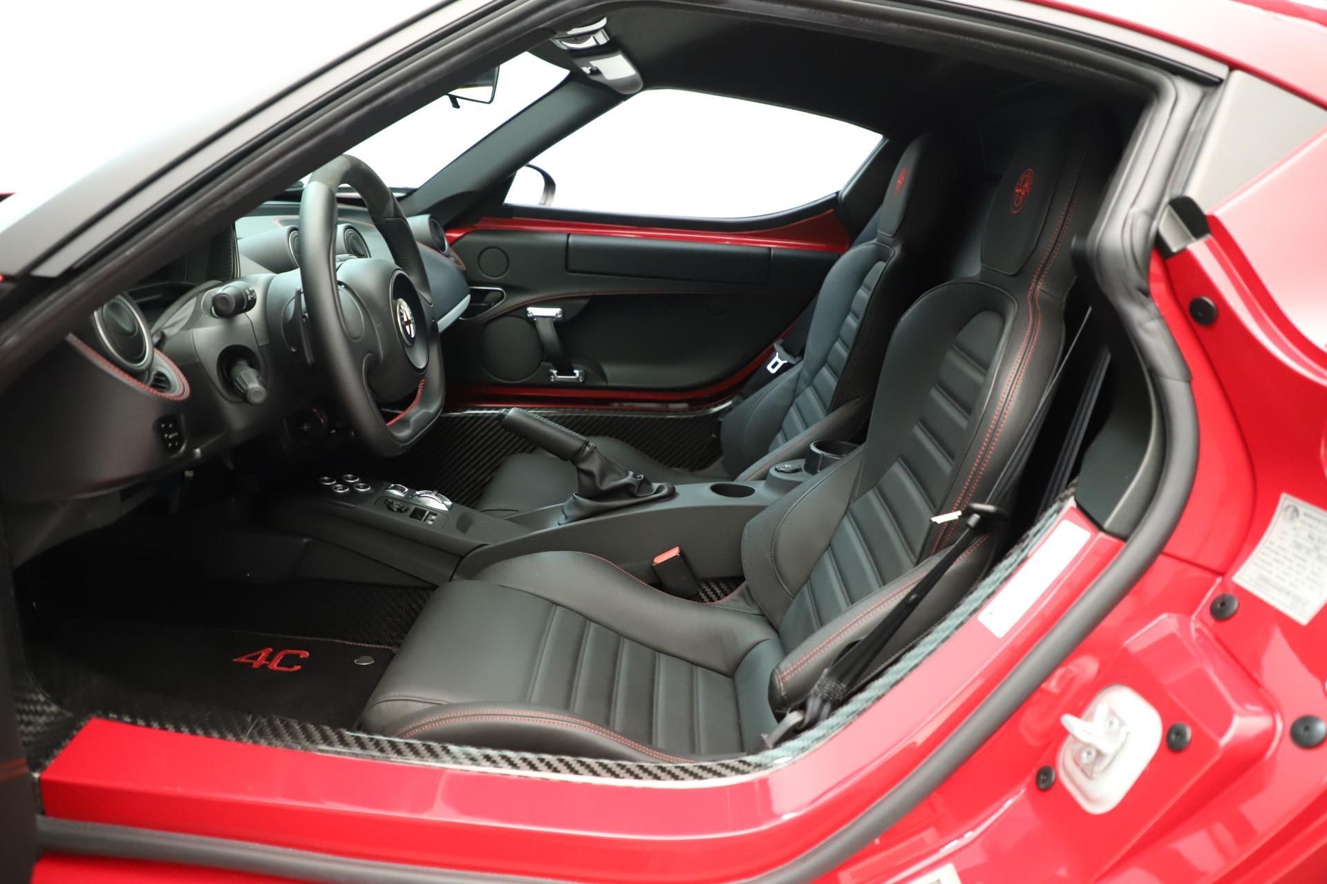 Used 2015 Alfa Romeo 4C  For Sale In Greenwich, CT. Alfa Romeo of Greenwich, 7611A 3352_p15