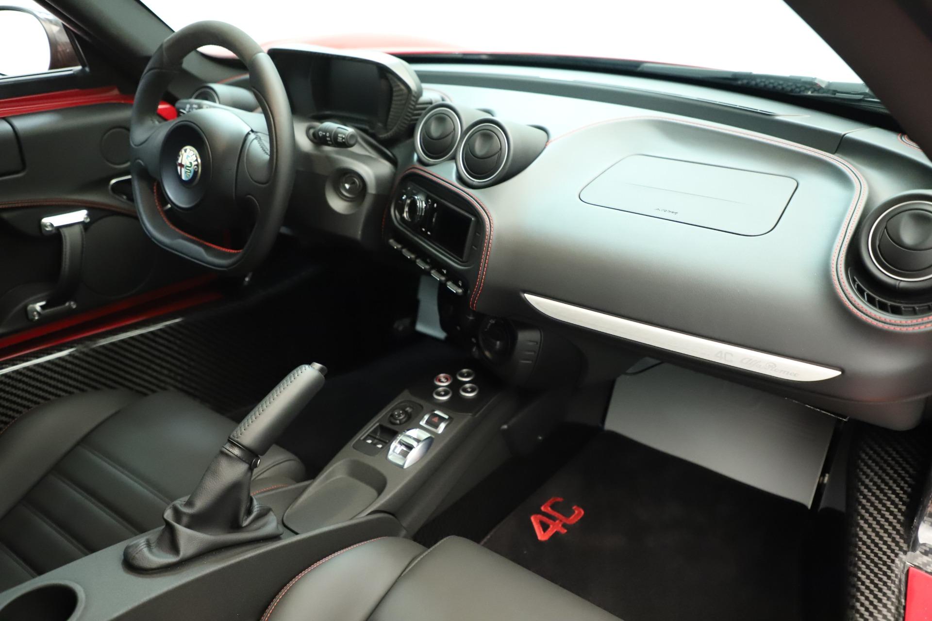 Used 2015 Alfa Romeo 4C  For Sale In Greenwich, CT. Alfa Romeo of Greenwich, 7611A 3352_p17