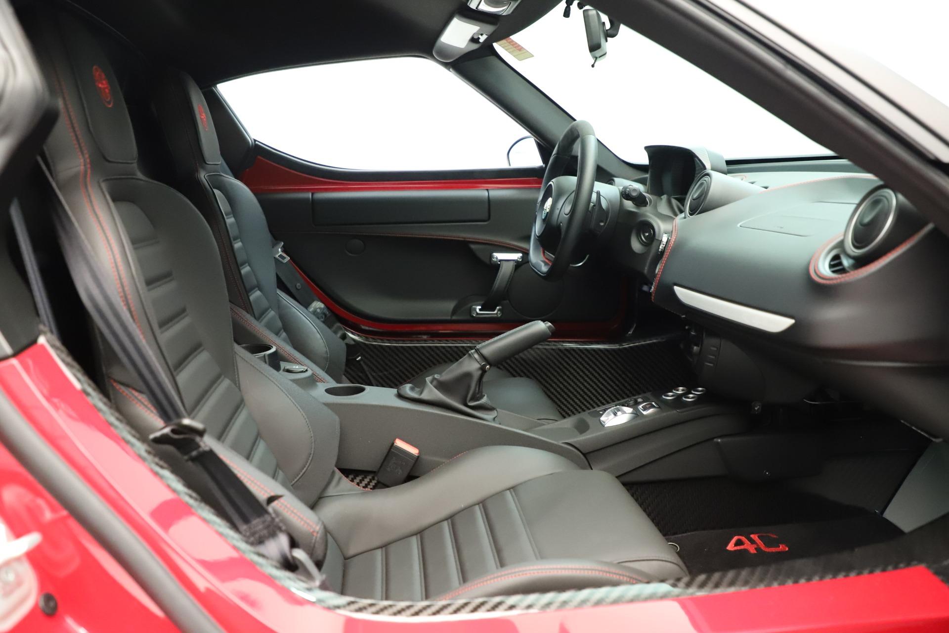 Used 2015 Alfa Romeo 4C  For Sale In Greenwich, CT. Alfa Romeo of Greenwich, 7611A 3352_p18