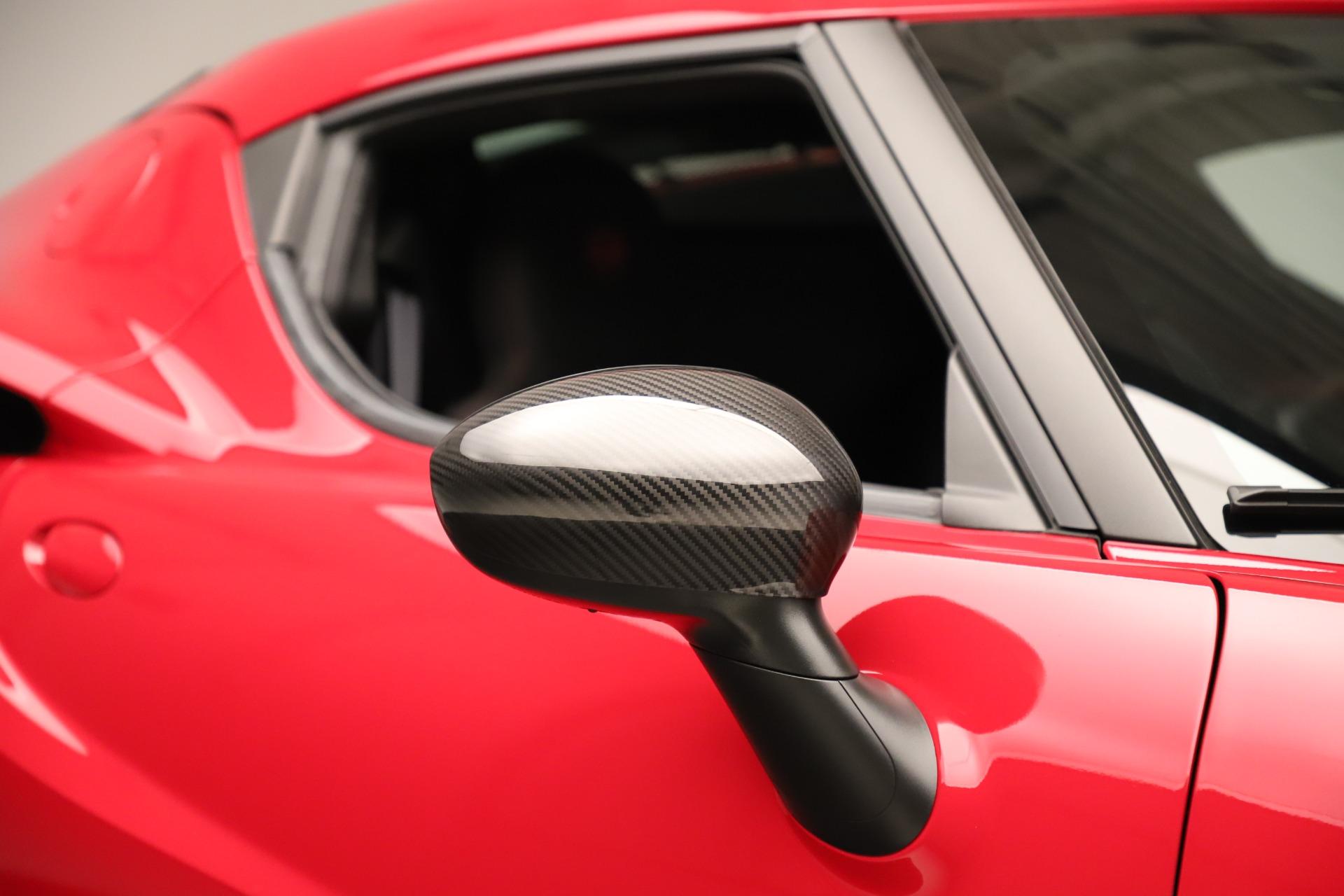 Used 2015 Alfa Romeo 4C  For Sale In Greenwich, CT. Alfa Romeo of Greenwich, 7611A 3352_p23