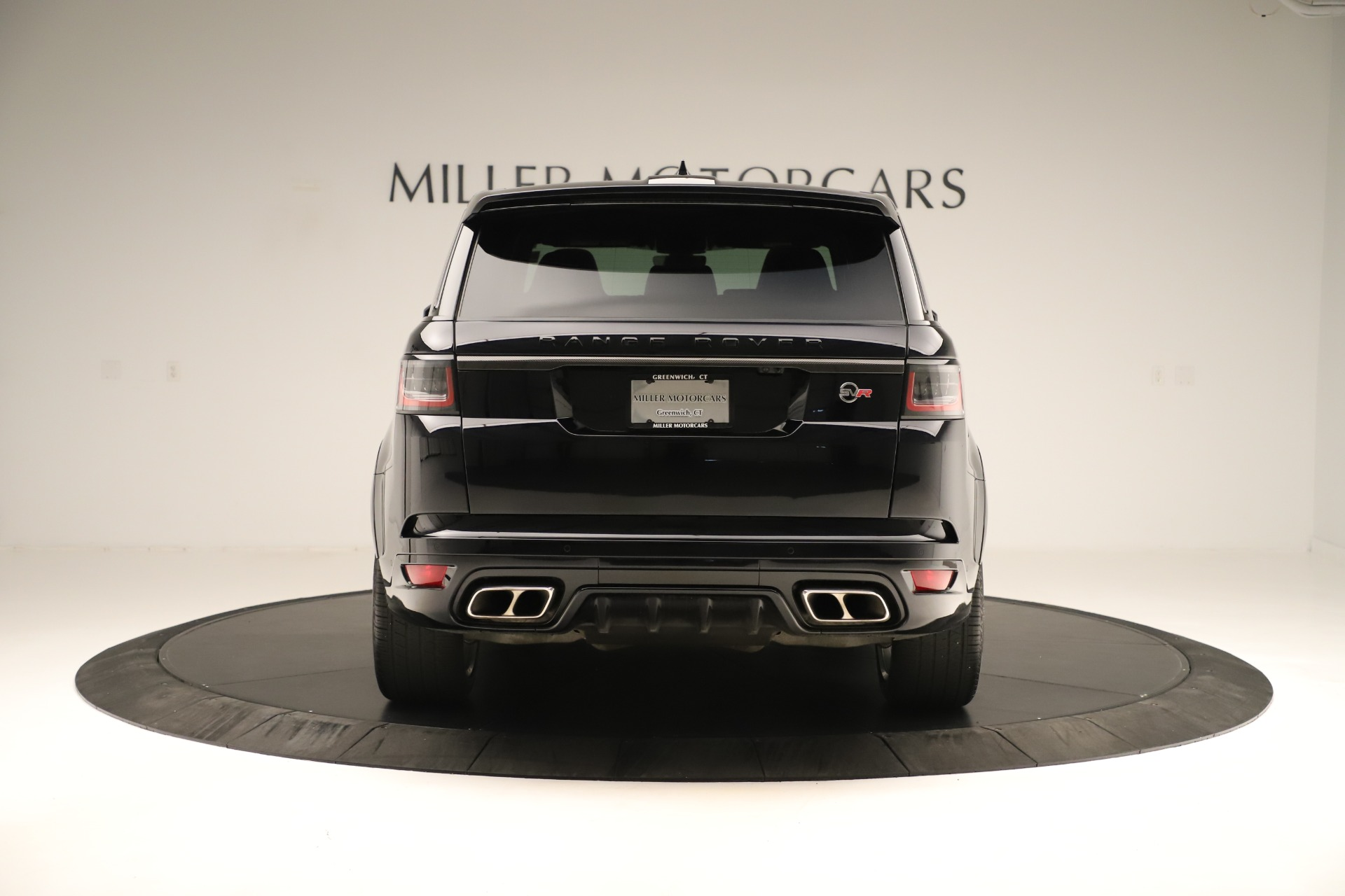 Used 2019 Land Rover Range Rover Sport SVR For Sale In Greenwich, CT. Alfa Romeo of Greenwich, 4571A 3353_p6