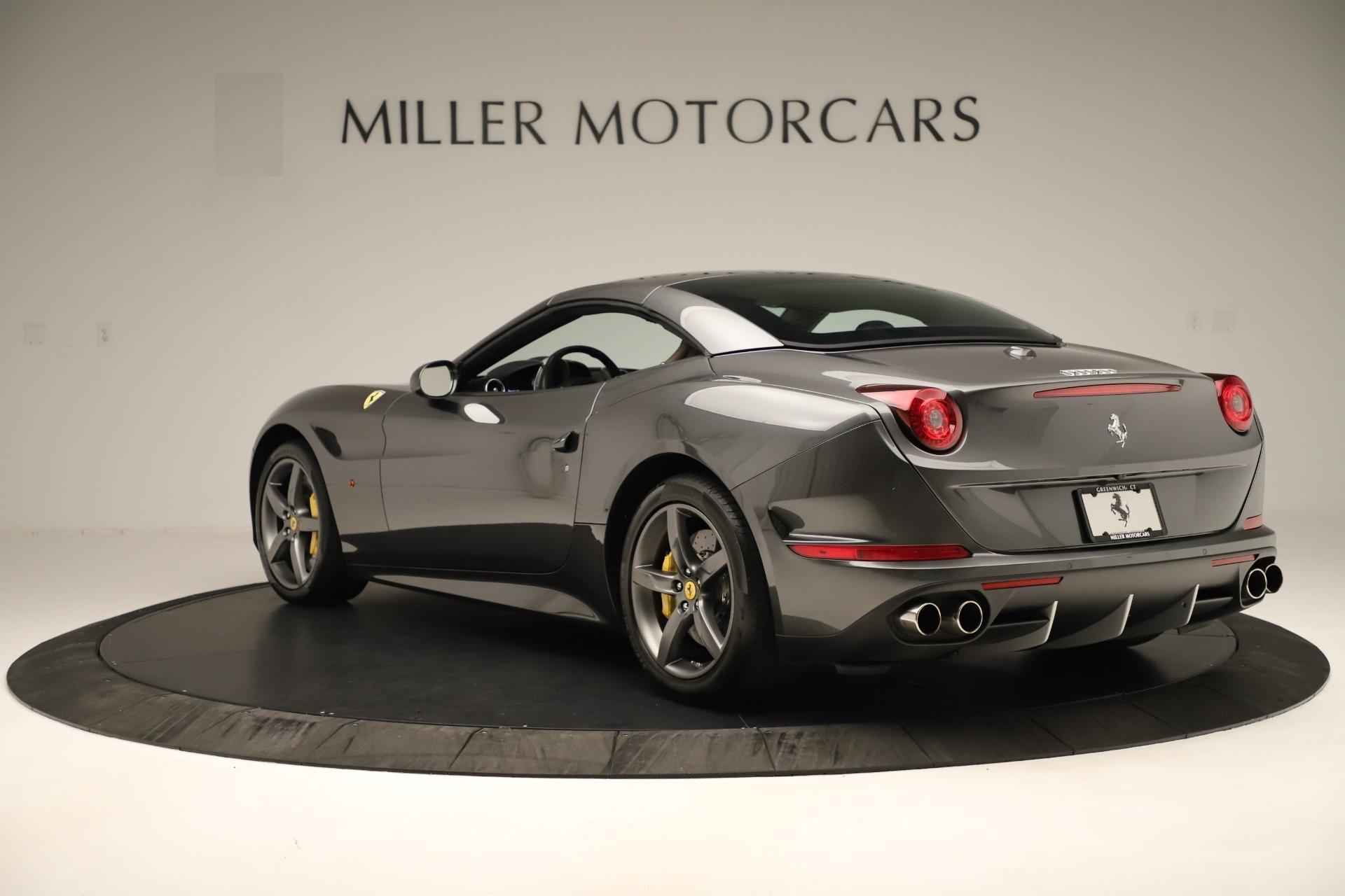 Used 2015 Ferrari California T  For Sale In Greenwich, CT. Alfa Romeo of Greenwich, 4593 3354_p15