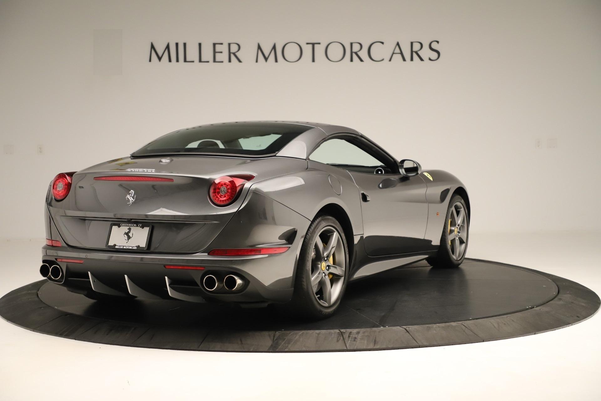 Used 2015 Ferrari California T  For Sale In Greenwich, CT. Alfa Romeo of Greenwich, 4593 3354_p16