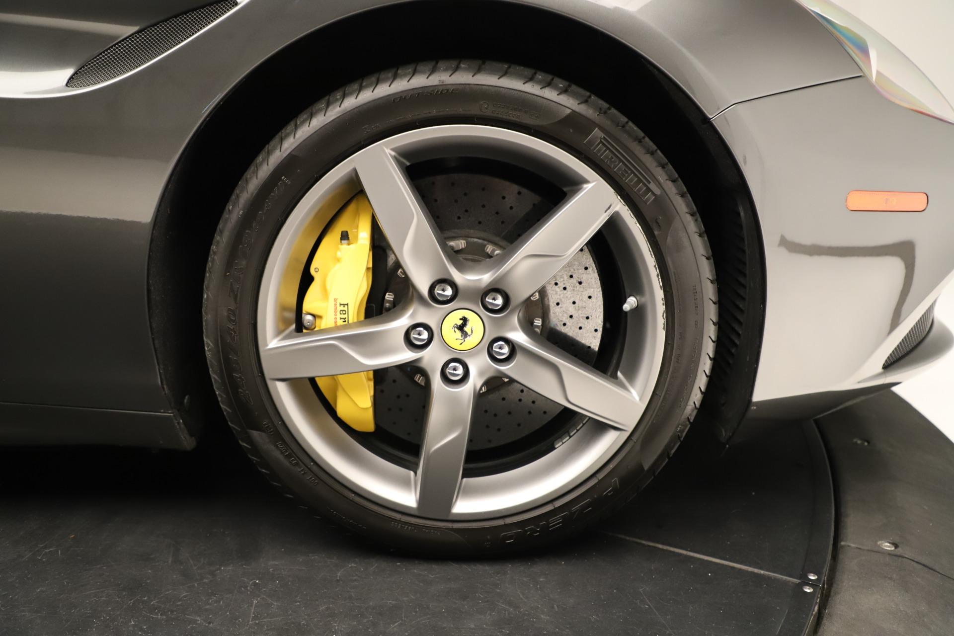 Used 2015 Ferrari California T  For Sale In Greenwich, CT. Alfa Romeo of Greenwich, 4593 3354_p19