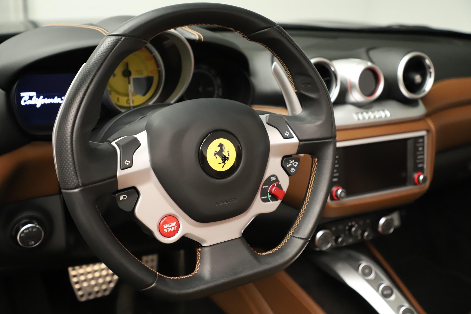 Used 2015 Ferrari California T  For Sale In Greenwich, CT. Alfa Romeo of Greenwich, 4593 3354_p29