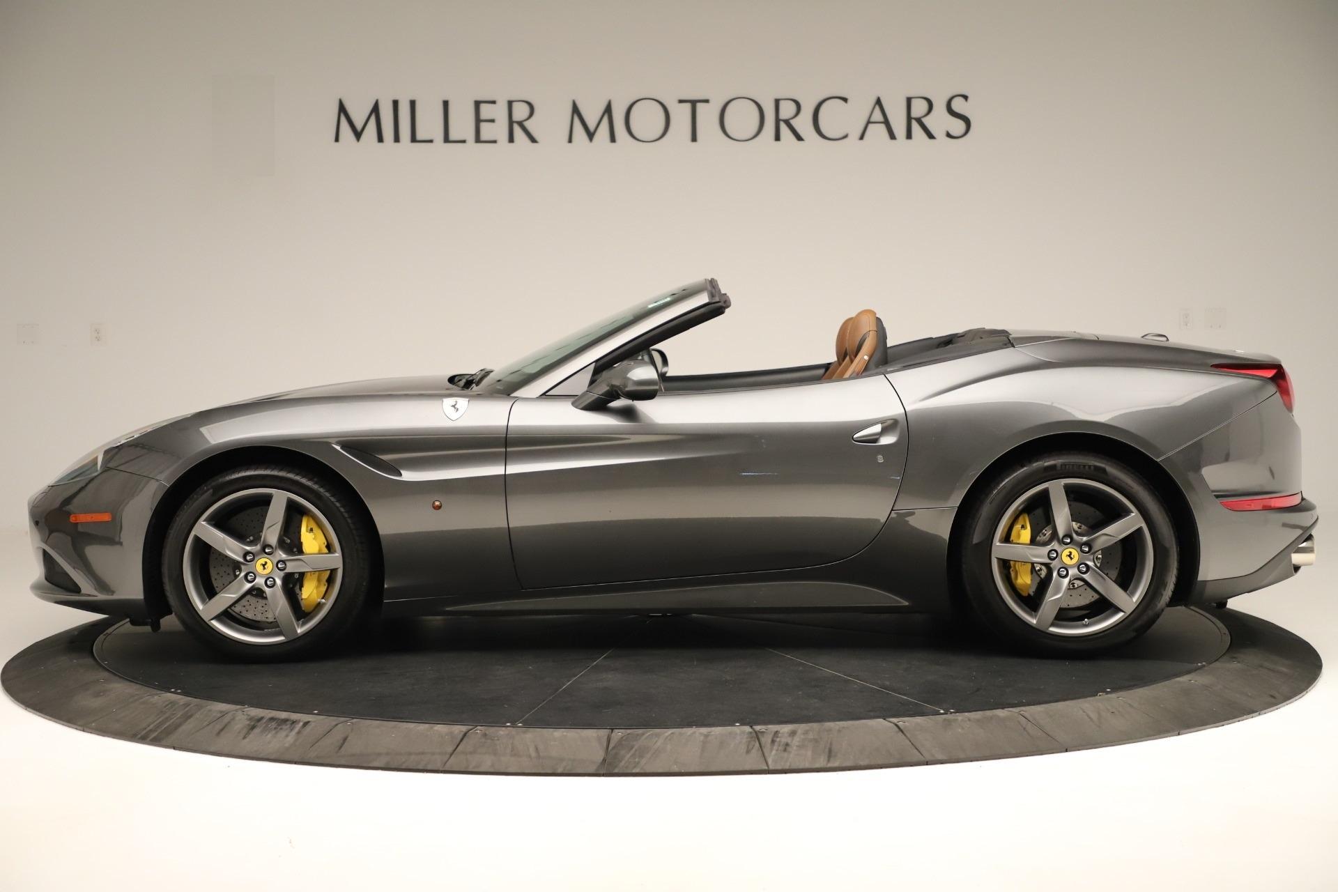 Used 2015 Ferrari California T  For Sale In Greenwich, CT. Alfa Romeo of Greenwich, 4593 3354_p3
