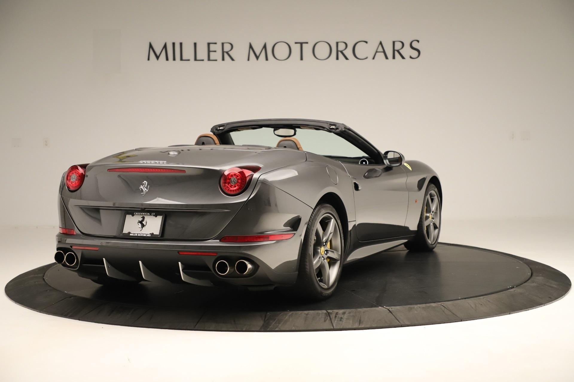 Used 2015 Ferrari California T  For Sale In Greenwich, CT. Alfa Romeo of Greenwich, 4593 3354_p7