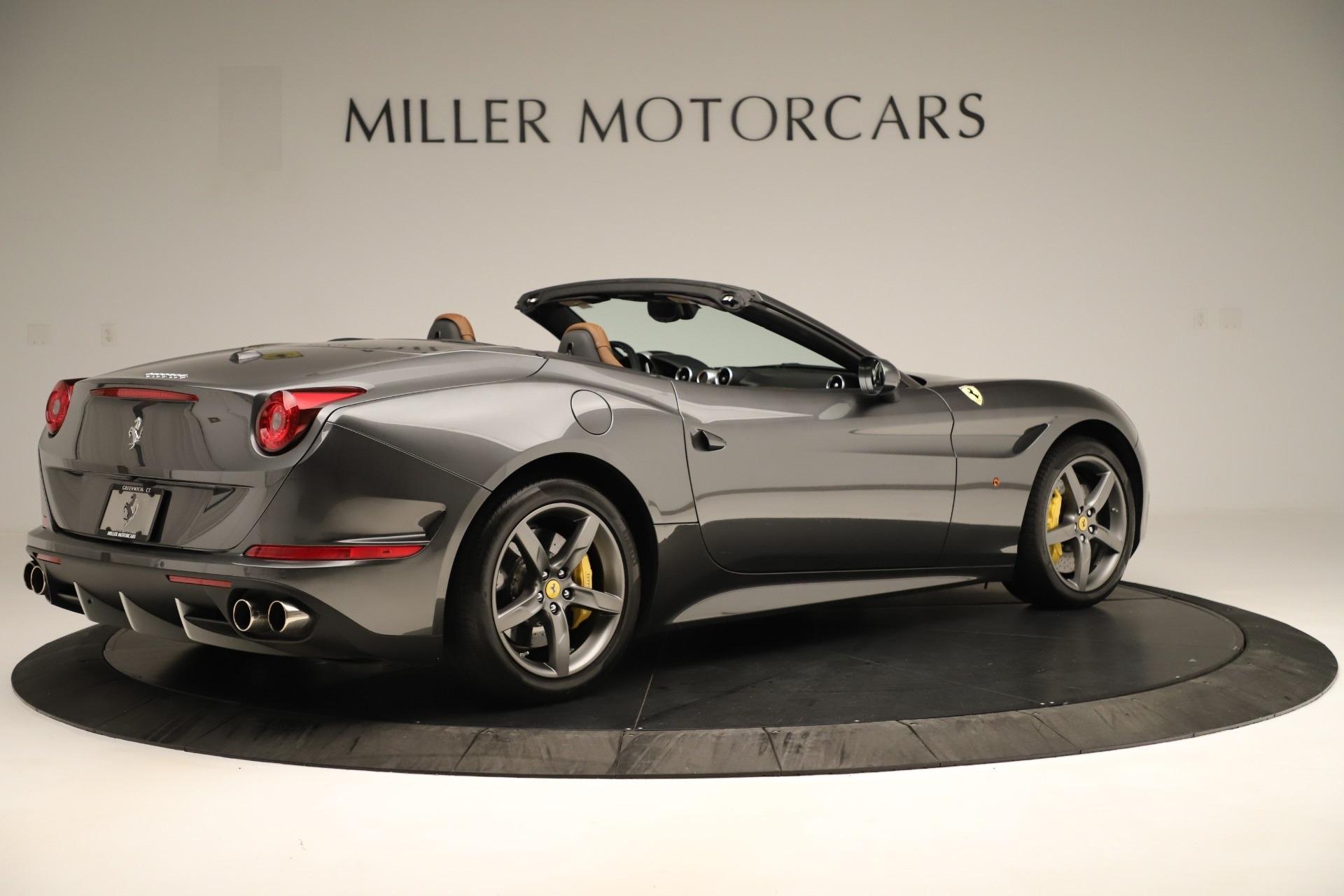 Used 2015 Ferrari California T  For Sale In Greenwich, CT. Alfa Romeo of Greenwich, 4593 3354_p8
