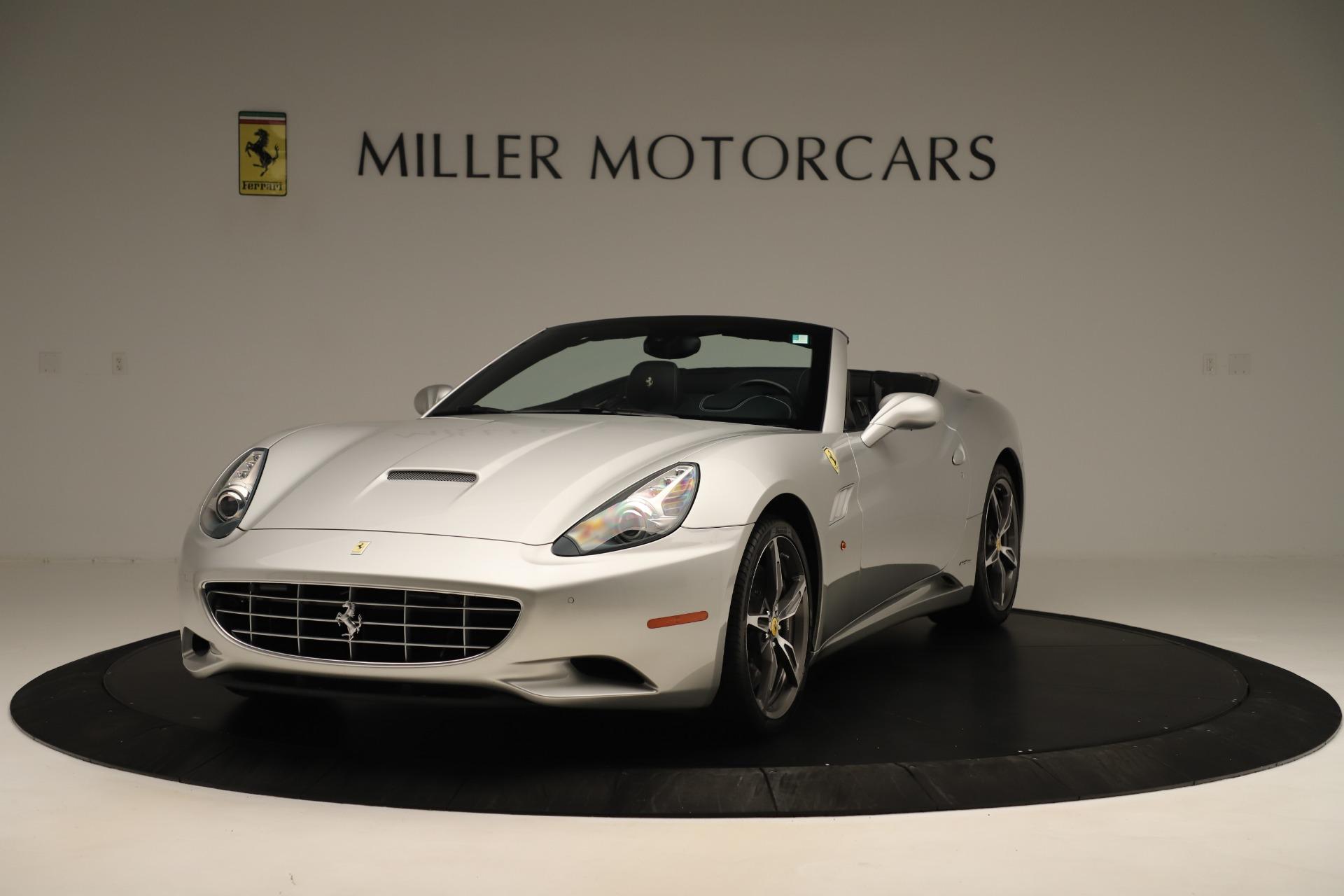 Used 2014 Ferrari California  For Sale In Greenwich, CT. Alfa Romeo of Greenwich, F1945A 3355_main