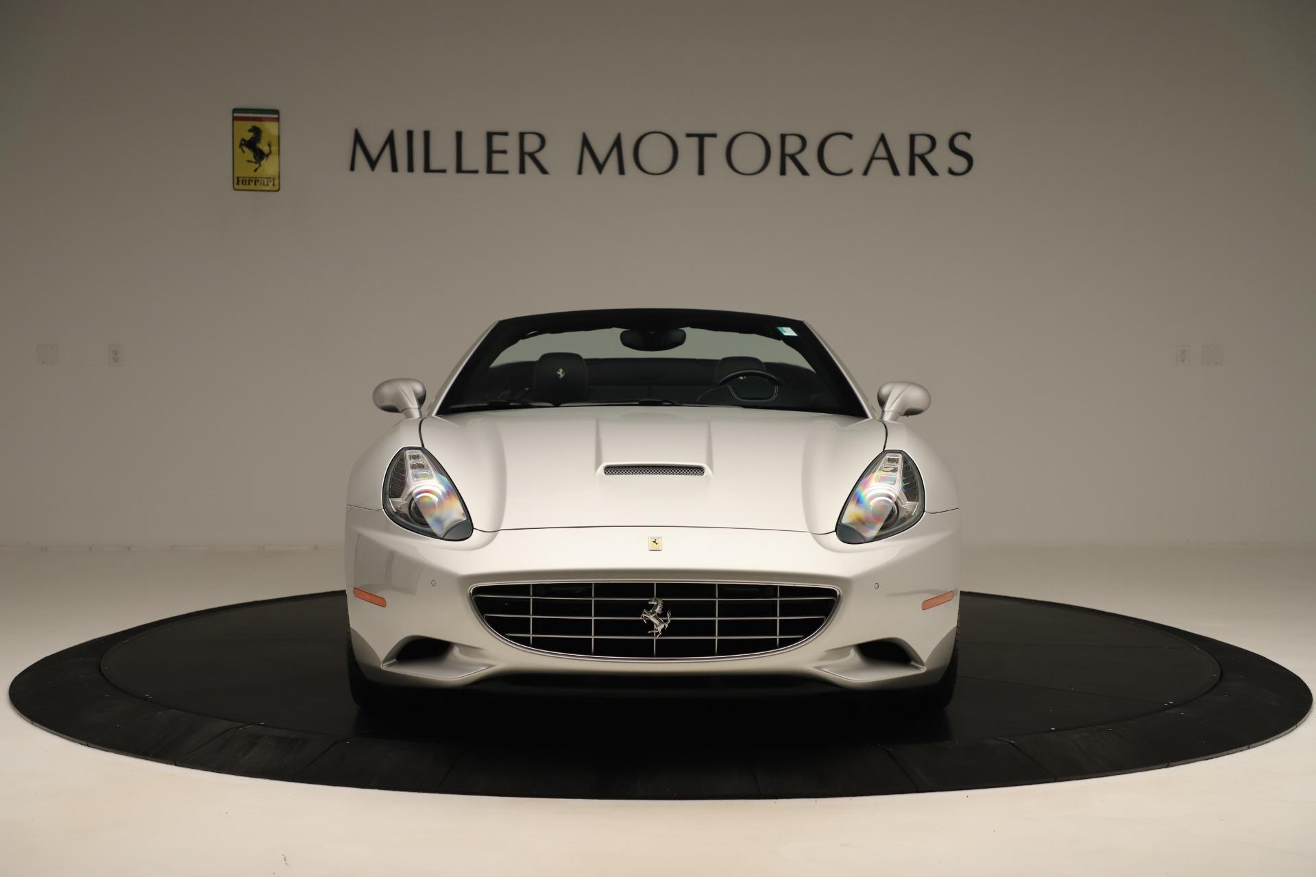 Used 2014 Ferrari California  For Sale In Greenwich, CT. Alfa Romeo of Greenwich, F1945A 3355_p12