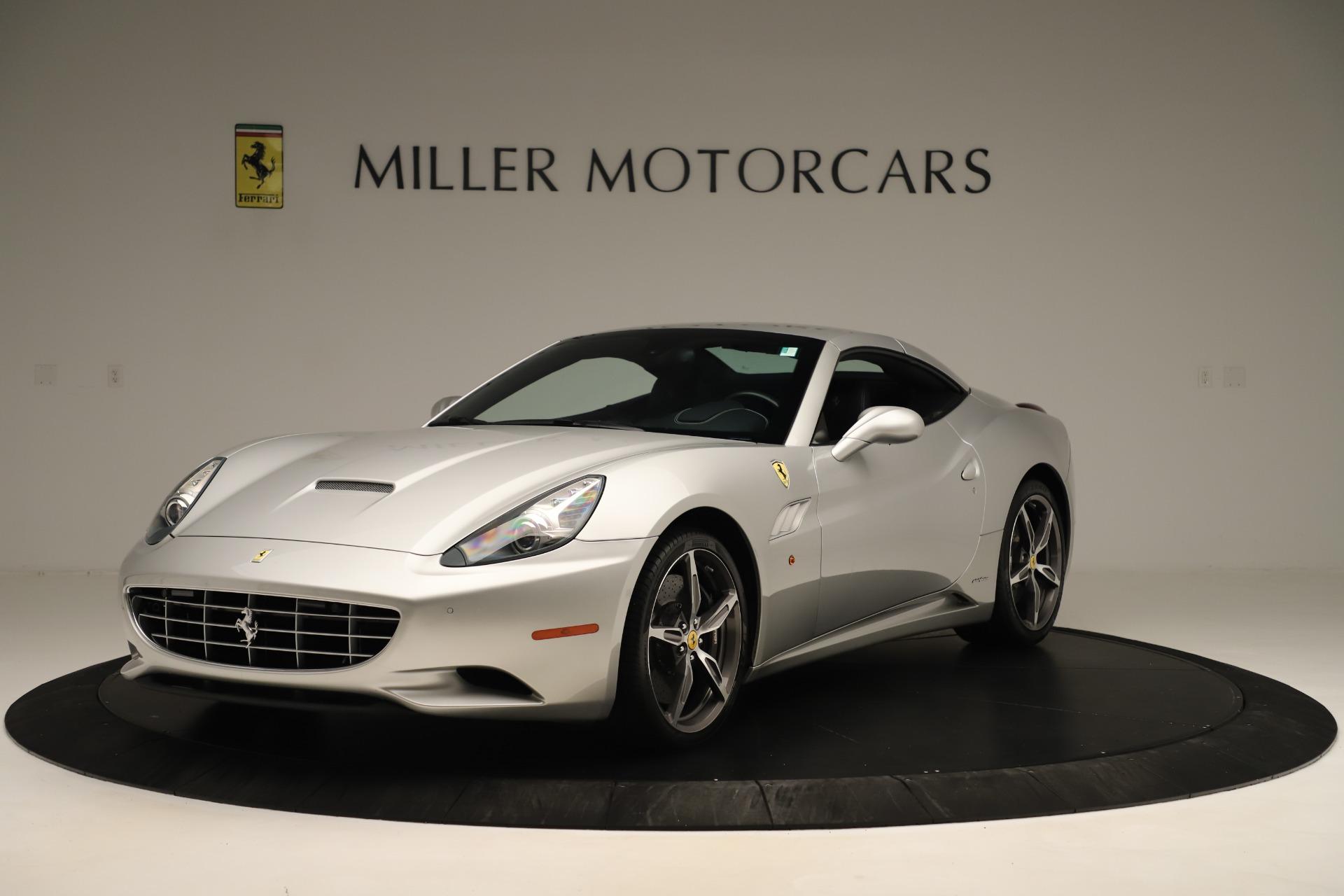 Used 2014 Ferrari California  For Sale In Greenwich, CT. Alfa Romeo of Greenwich, F1945A 3355_p13