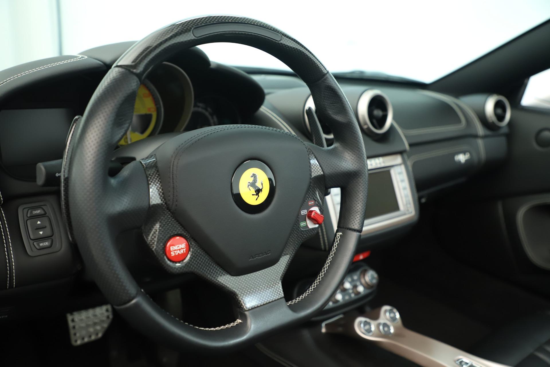 Used 2014 Ferrari California  For Sale In Greenwich, CT. Alfa Romeo of Greenwich, F1945A 3355_p29