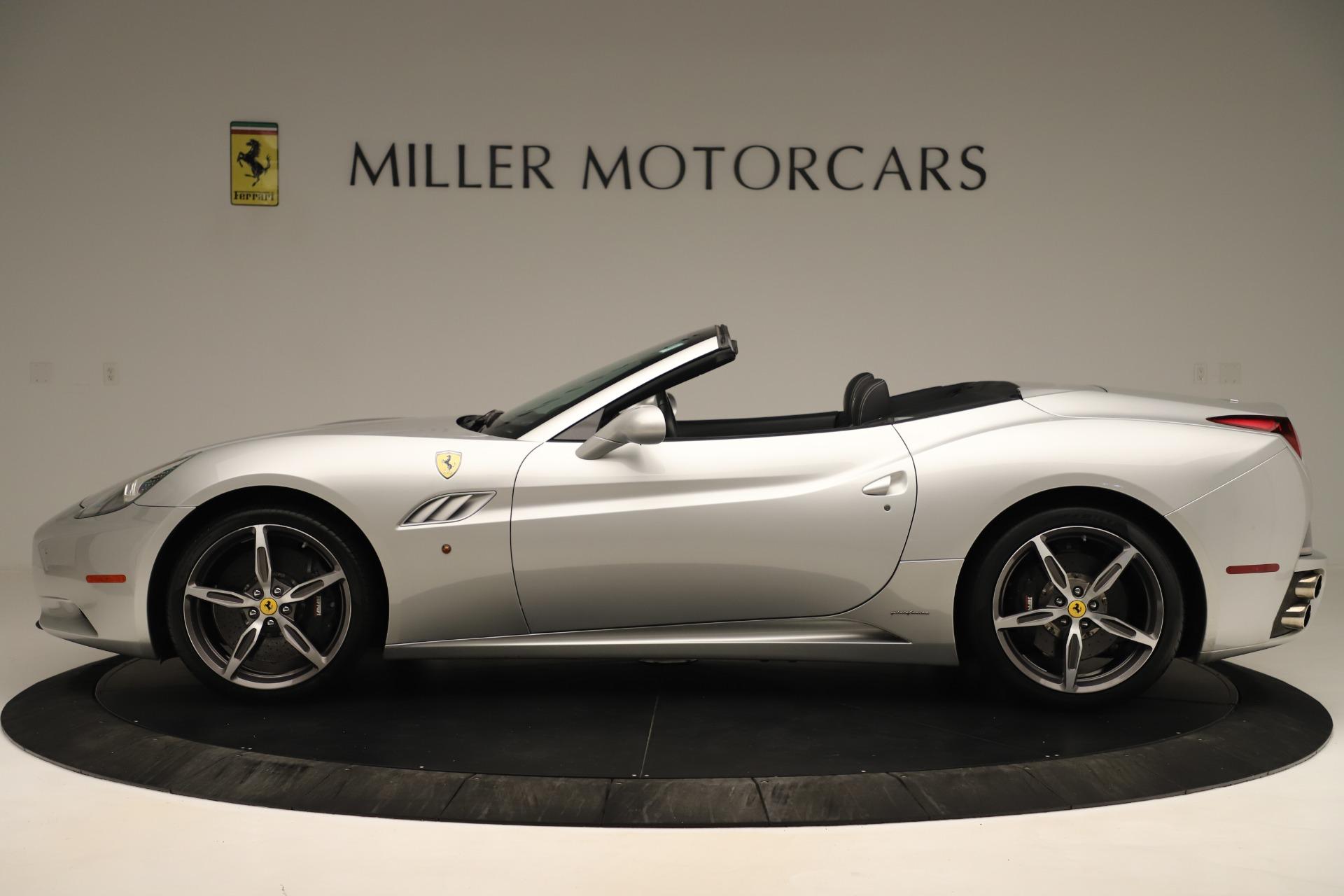 Used 2014 Ferrari California  For Sale In Greenwich, CT. Alfa Romeo of Greenwich, F1945A 3355_p3