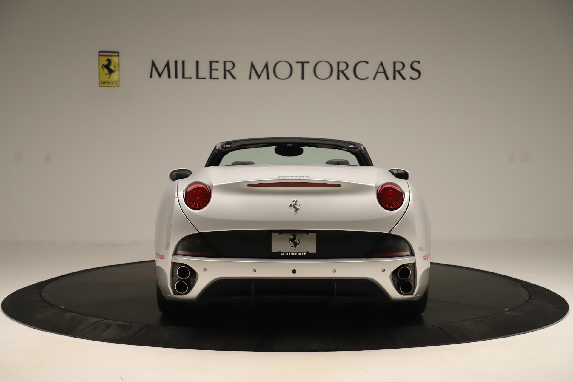 Used 2014 Ferrari California  For Sale In Greenwich, CT. Alfa Romeo of Greenwich, F1945A 3355_p6