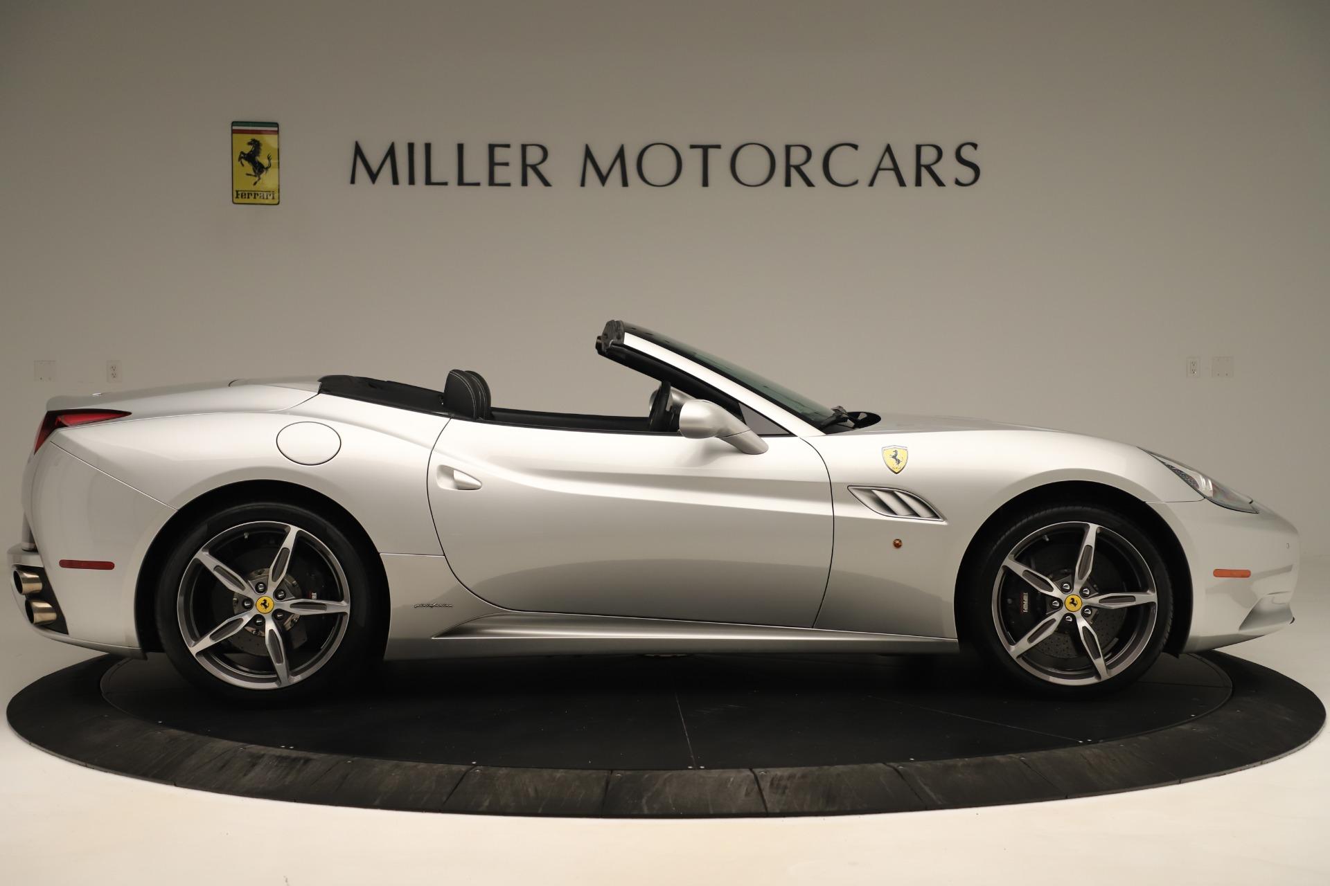 Used 2014 Ferrari California  For Sale In Greenwich, CT. Alfa Romeo of Greenwich, F1945A 3355_p9
