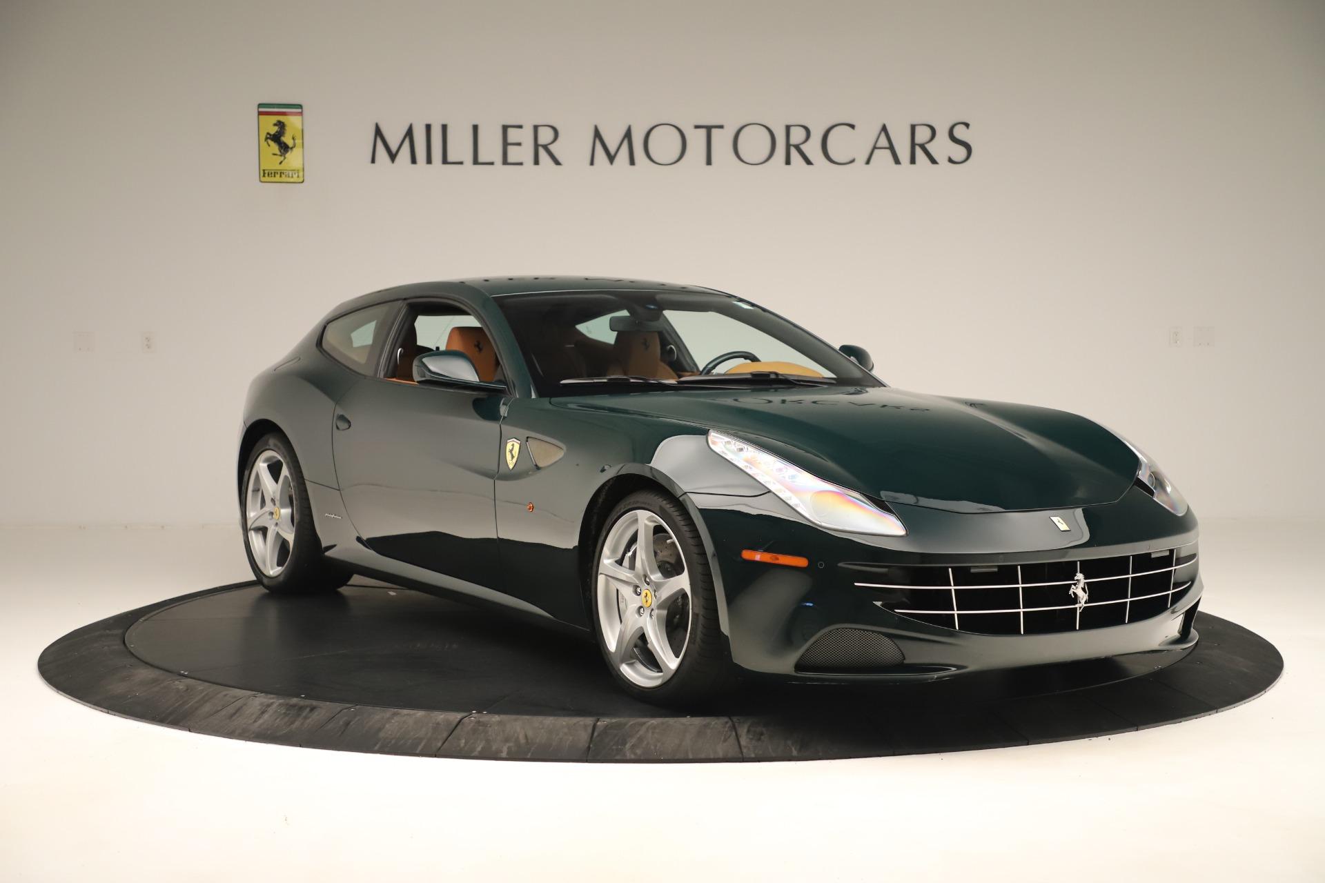 Used 2012 Ferrari FF  For Sale In Greenwich, CT. Alfa Romeo of Greenwich, 4580A 3357_p11