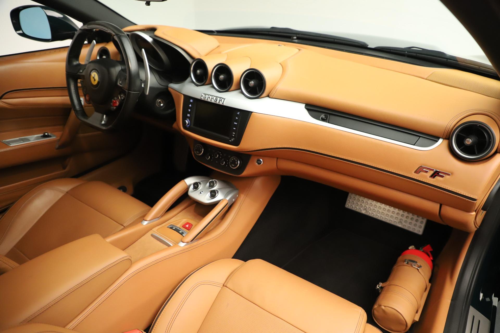 Used 2012 Ferrari FF  For Sale In Greenwich, CT. Alfa Romeo of Greenwich, 4580A 3357_p19