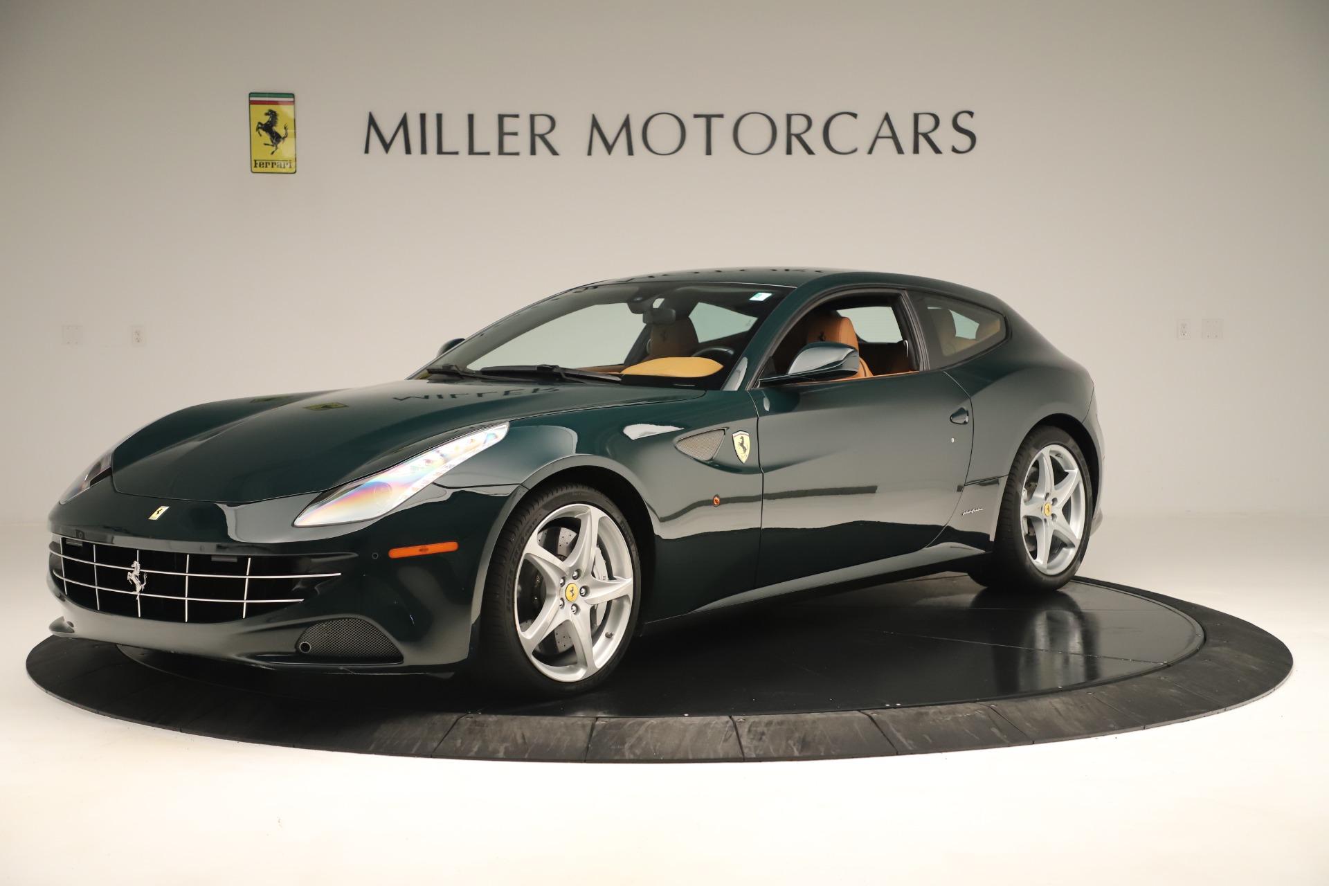 Used 2012 Ferrari FF  For Sale In Greenwich, CT. Alfa Romeo of Greenwich, 4580A 3357_p2