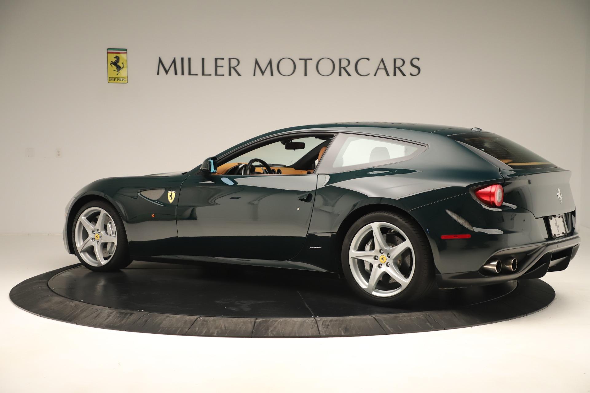 Used 2012 Ferrari FF  For Sale In Greenwich, CT. Alfa Romeo of Greenwich, 4580A 3357_p4