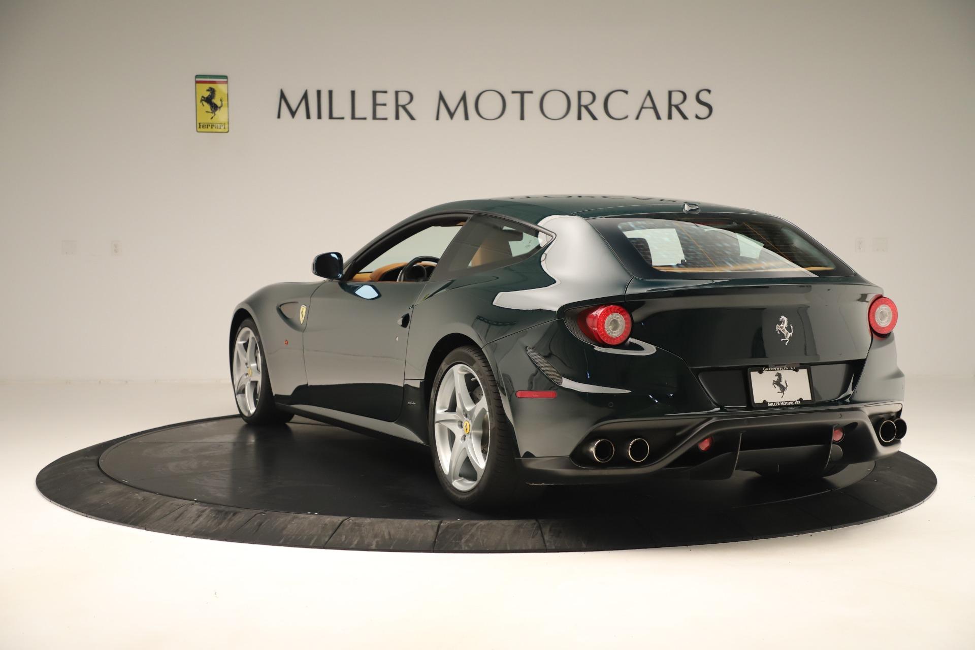Used 2012 Ferrari FF  For Sale In Greenwich, CT. Alfa Romeo of Greenwich, 4580A 3357_p5