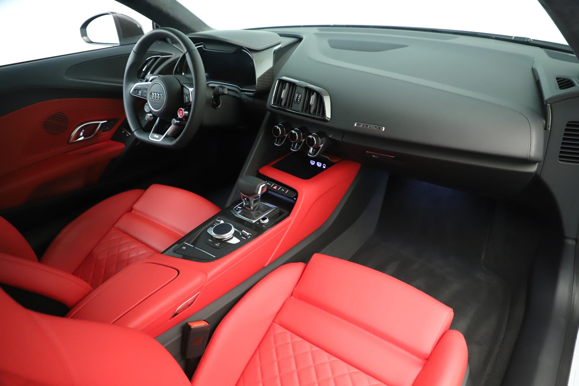 Used 2018 Audi R8 5.2 quattro V10 Plus For Sale In Greenwich, CT. Alfa Romeo of Greenwich, 7615 3360_p18