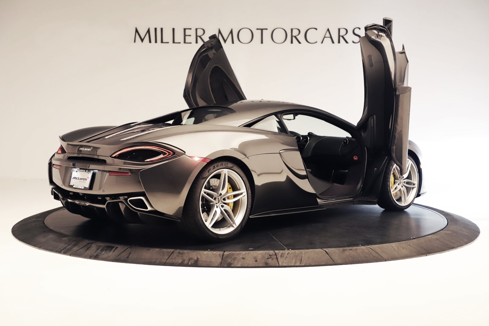 Used 2017 McLaren 570S Coupe For Sale In Greenwich, CT. Alfa Romeo of Greenwich, MC414A 3361_p13