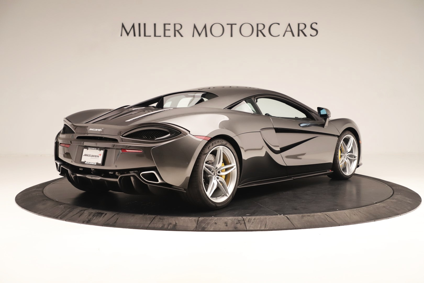 Used 2017 McLaren 570S Coupe For Sale In Greenwich, CT. Alfa Romeo of Greenwich, MC414A 3361_p5