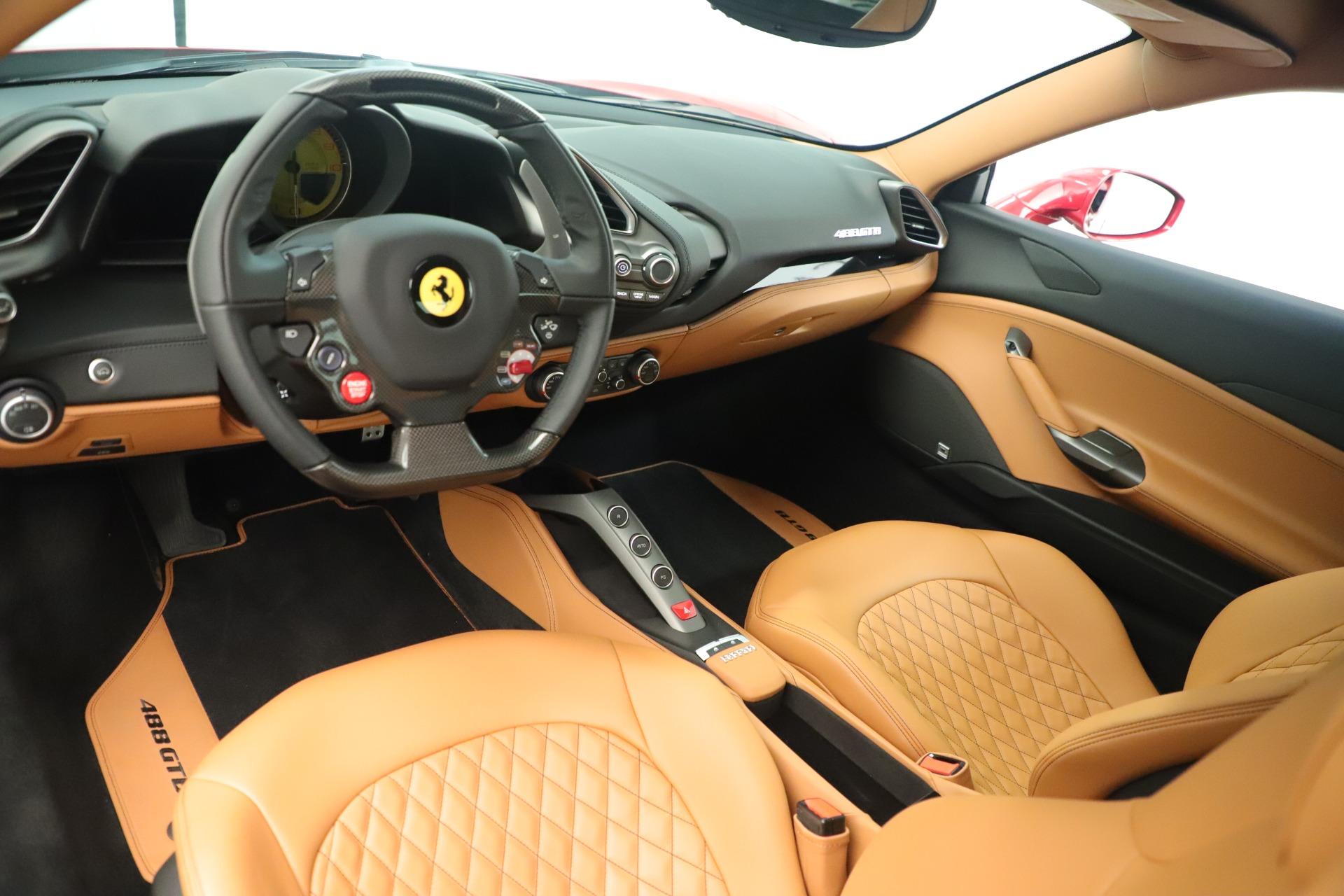 Used 2018 Ferrari 488 GTB  For Sale In Greenwich, CT. Alfa Romeo of Greenwich, F2001A 3362_p14