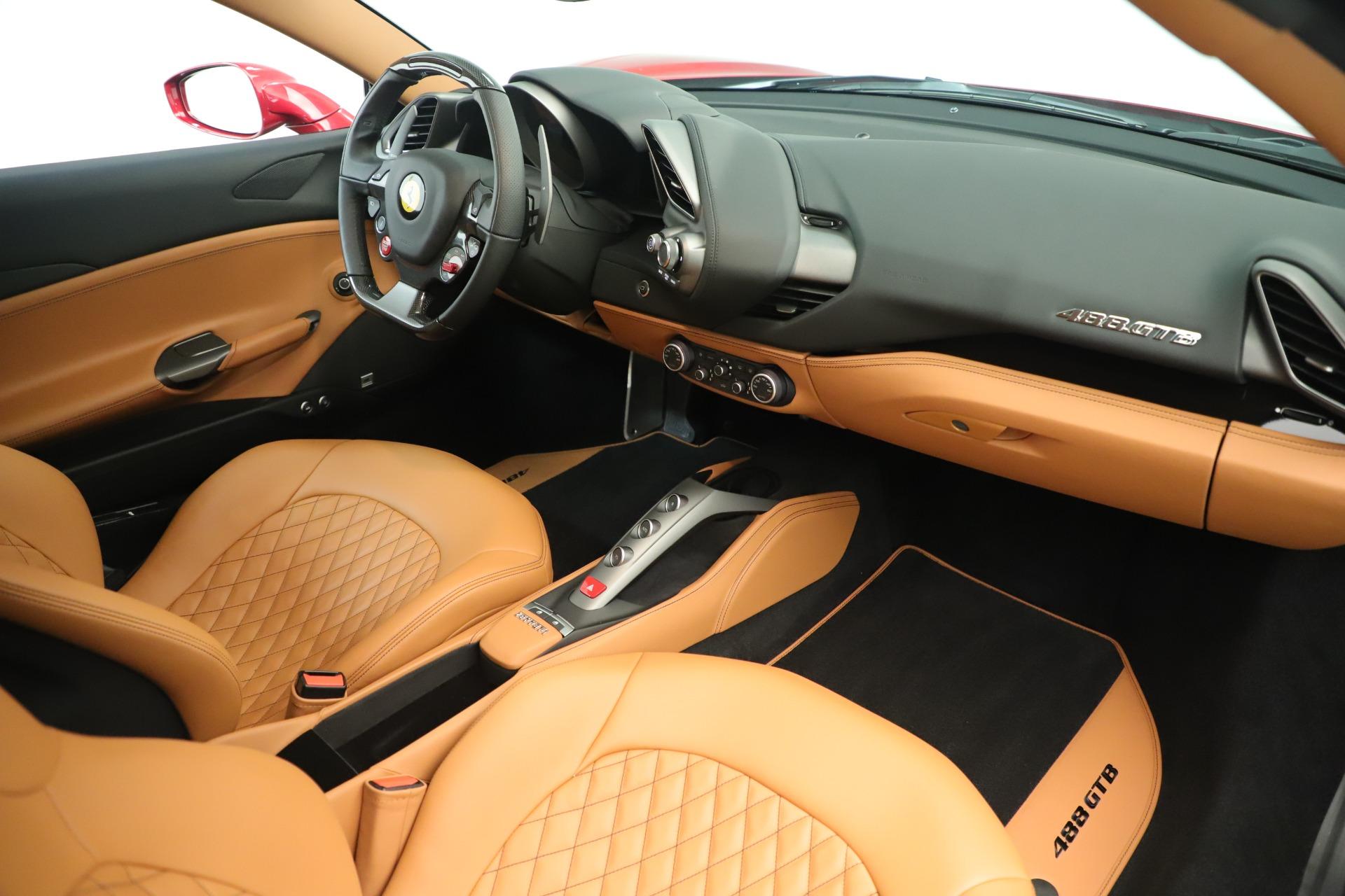 Used 2018 Ferrari 488 GTB  For Sale In Greenwich, CT. Alfa Romeo of Greenwich, F2001A 3362_p18