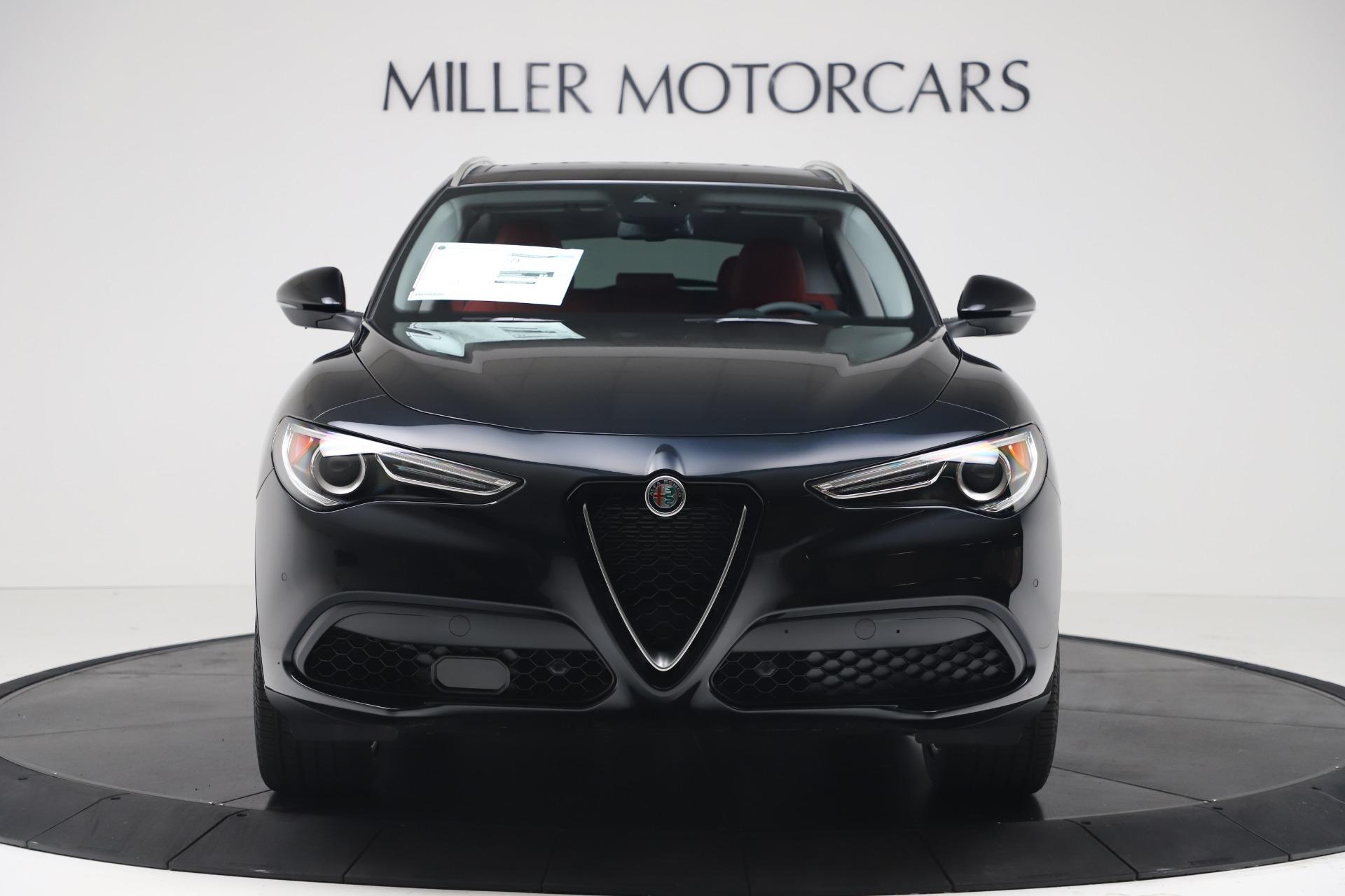 New 2019 Alfa Romeo Stelvio Ti Q4 For Sale In Greenwich, CT. Alfa Romeo of Greenwich, LW373 3363_p12
