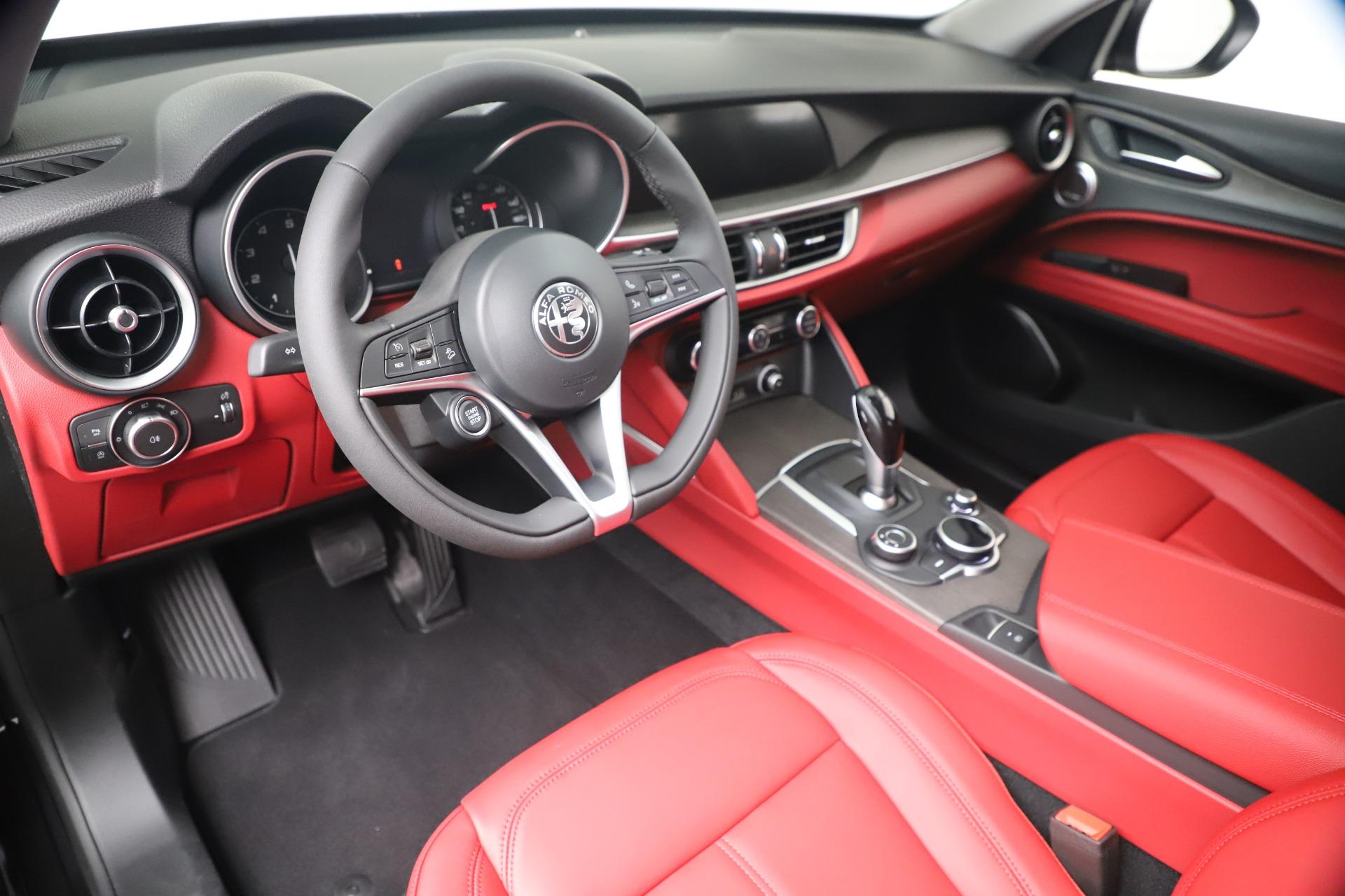 New 2019 Alfa Romeo Stelvio Ti Q4 For Sale In Greenwich, CT. Alfa Romeo of Greenwich, LW373 3363_p13