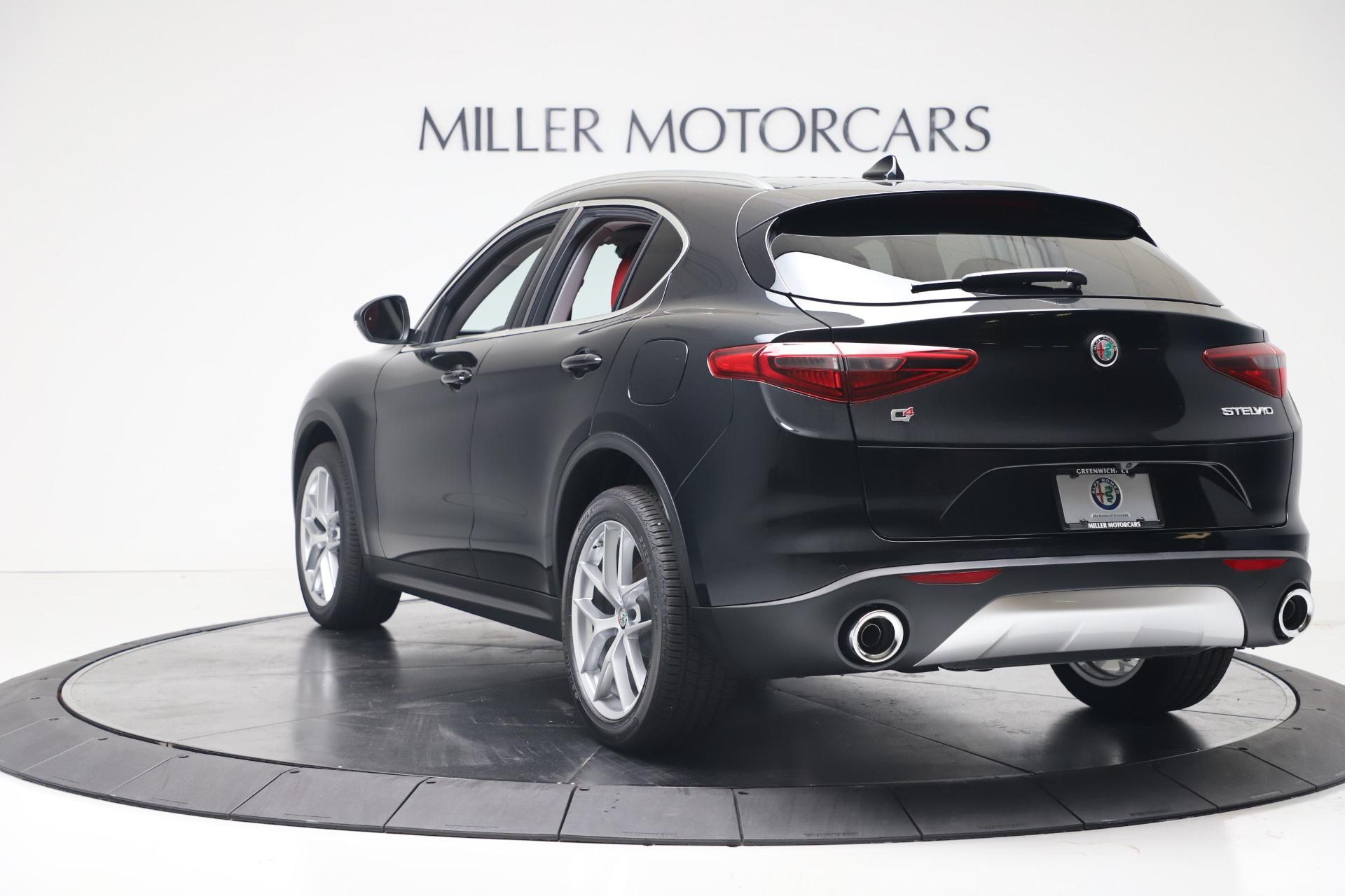 New 2019 Alfa Romeo Stelvio Ti Q4 For Sale In Greenwich, CT. Alfa Romeo of Greenwich, LW373 3363_p5