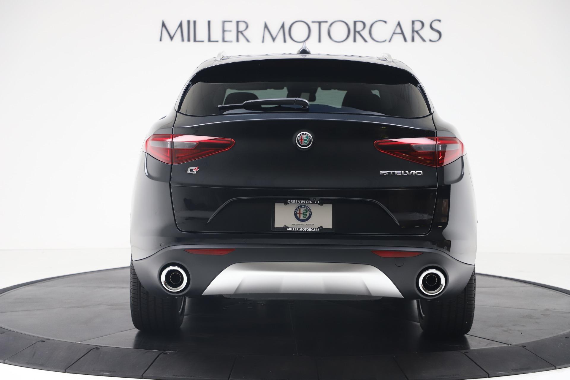 New 2019 Alfa Romeo Stelvio Ti Q4 For Sale In Greenwich, CT. Alfa Romeo of Greenwich, LW373 3363_p6
