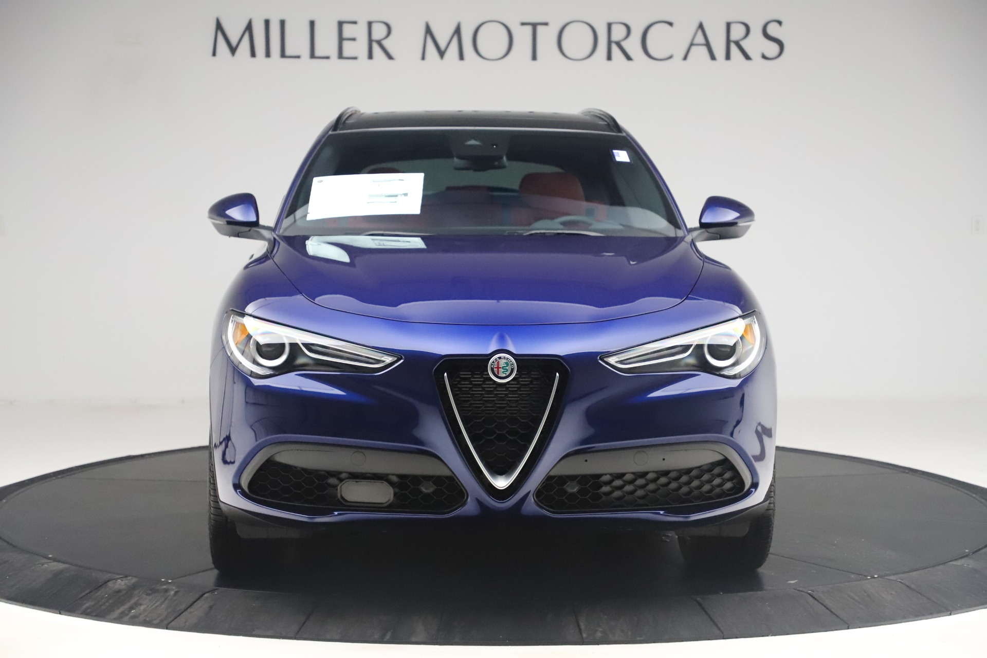 New 2019 Alfa Romeo Stelvio Ti Sport Q4 For Sale In Greenwich, CT. Alfa Romeo of Greenwich, LW376 3364_p12