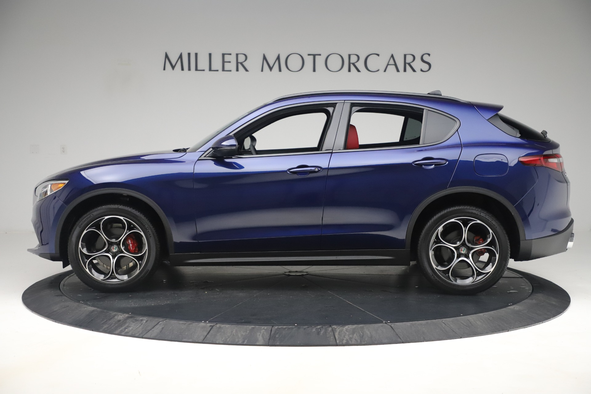 New 2019 Alfa Romeo Stelvio Ti Sport Q4 For Sale In Greenwich, CT. Alfa Romeo of Greenwich, LW376 3364_p3