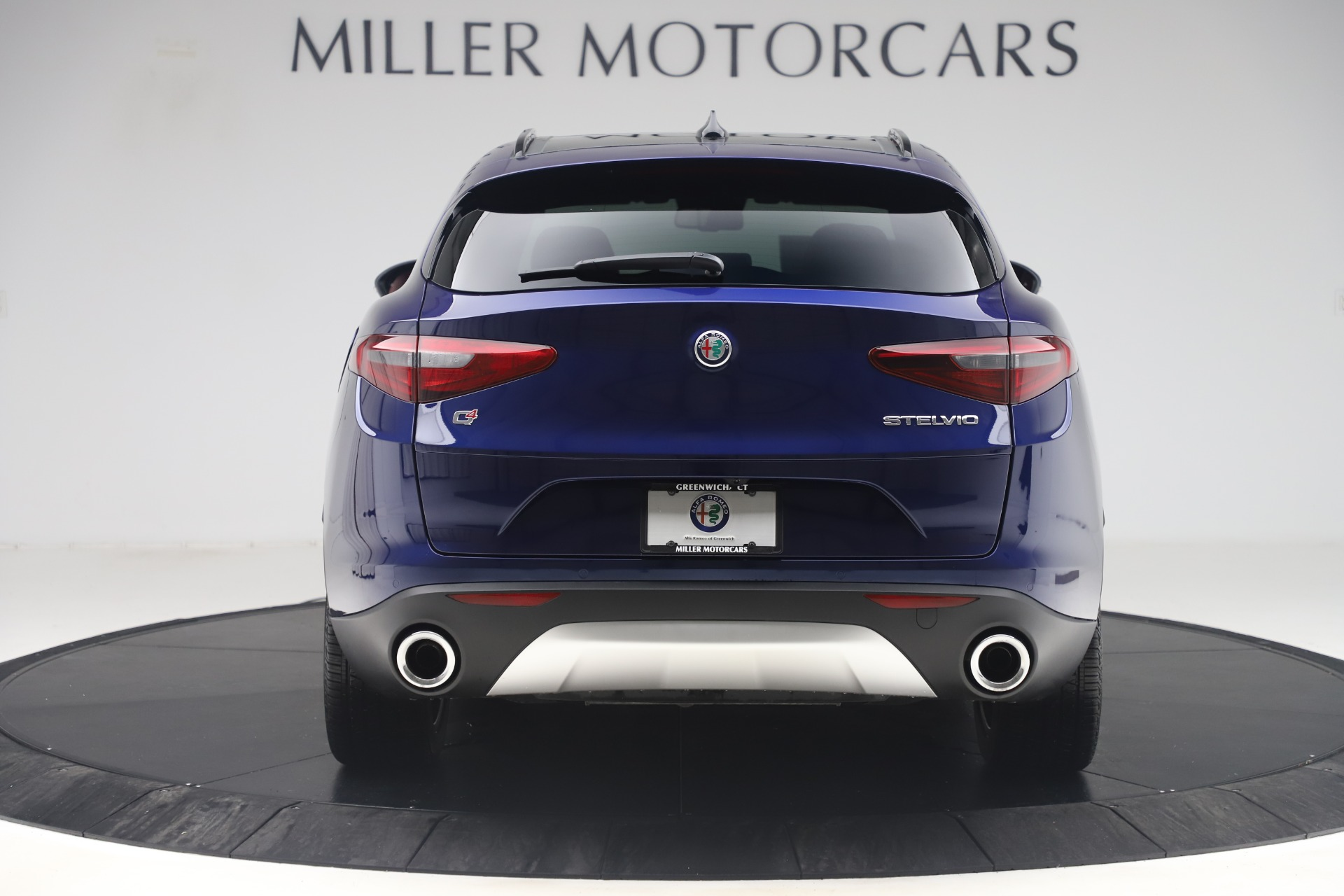 New 2019 Alfa Romeo Stelvio Ti Sport Q4 For Sale In Greenwich, CT. Alfa Romeo of Greenwich, LW376 3364_p6