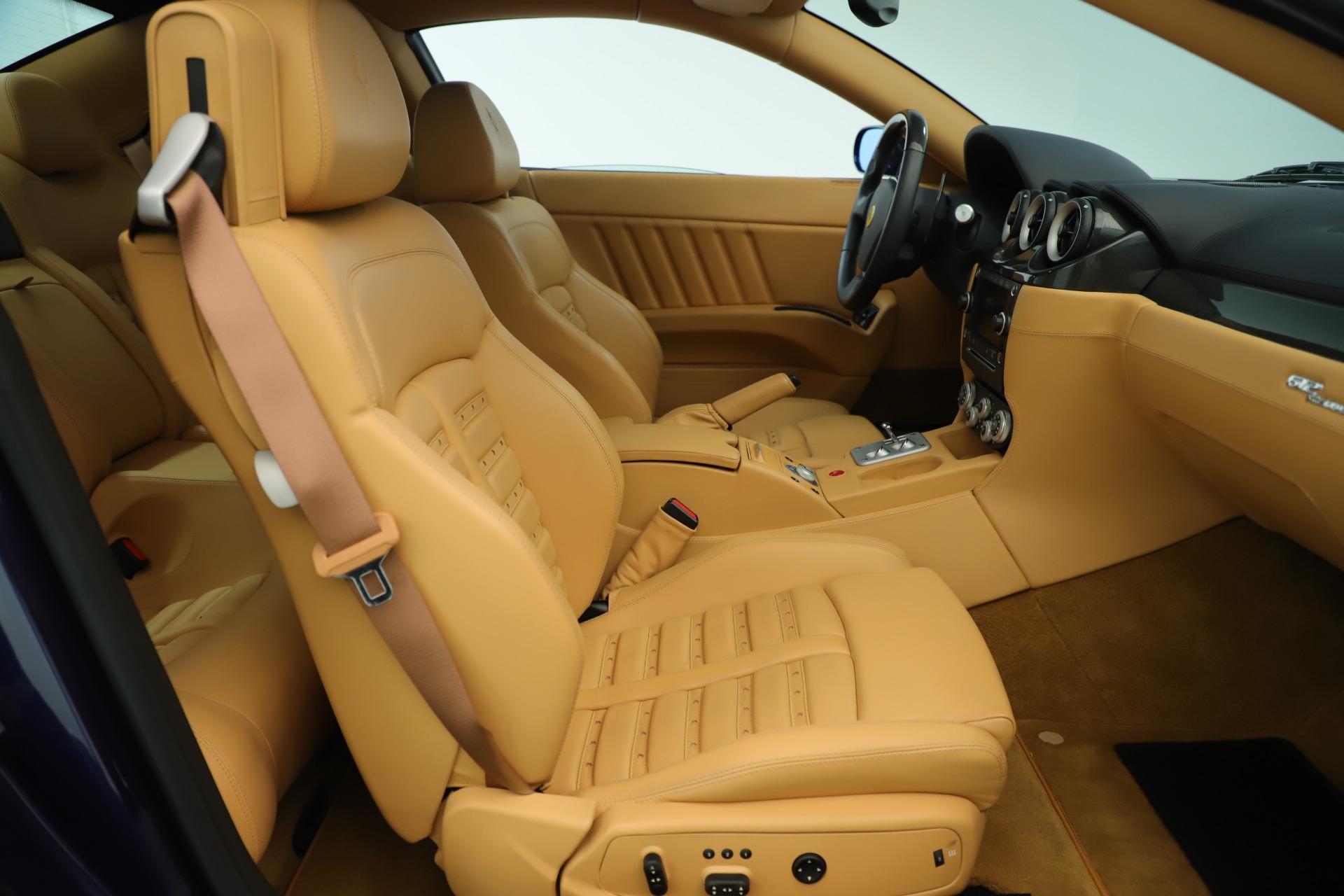Used 2009 Ferrari 612 Scaglietti OTO For Sale In Greenwich, CT. Alfa Romeo of Greenwich, 4596 3365_p20