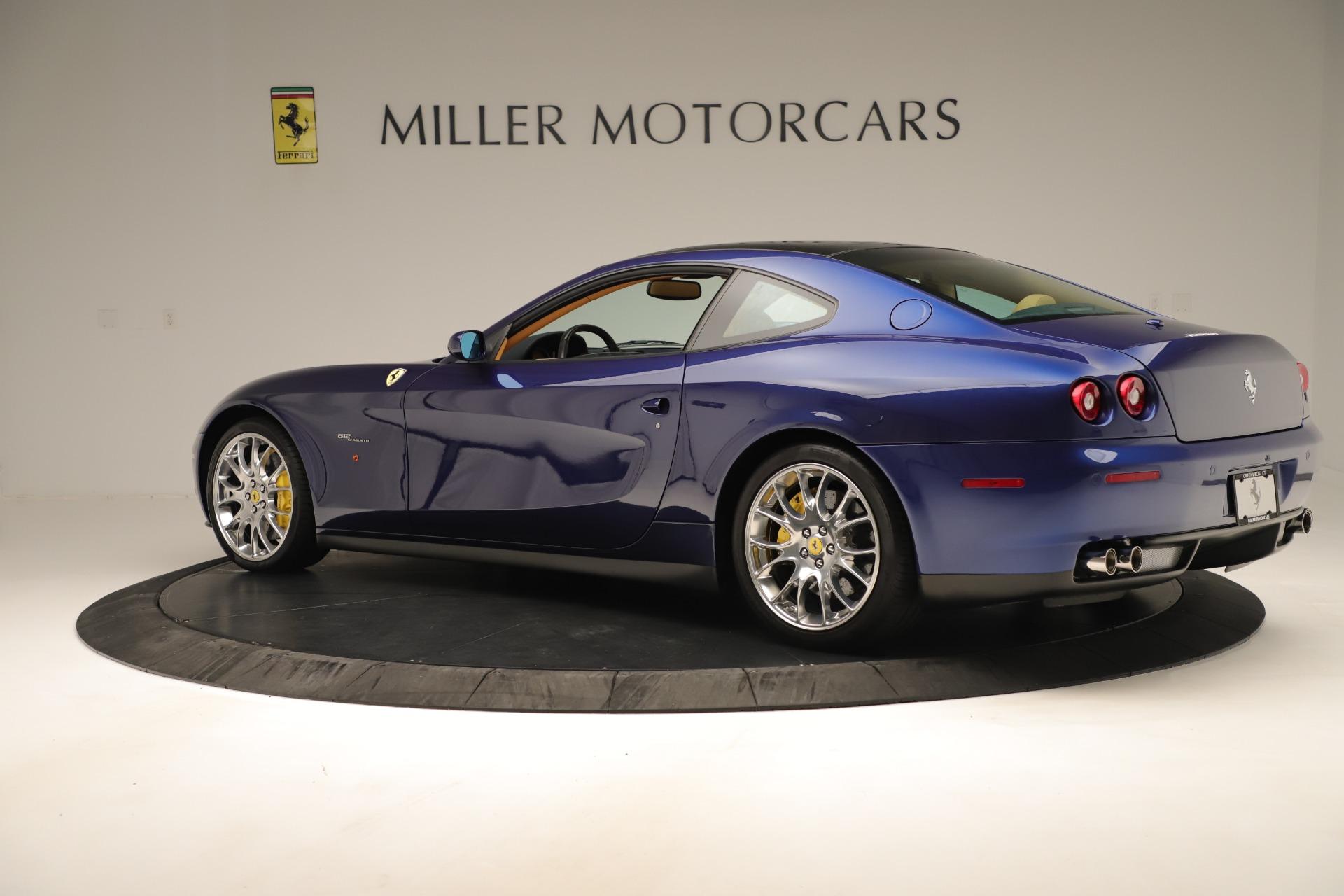 Used 2009 Ferrari 612 Scaglietti OTO For Sale In Greenwich, CT. Alfa Romeo of Greenwich, 4596 3365_p4